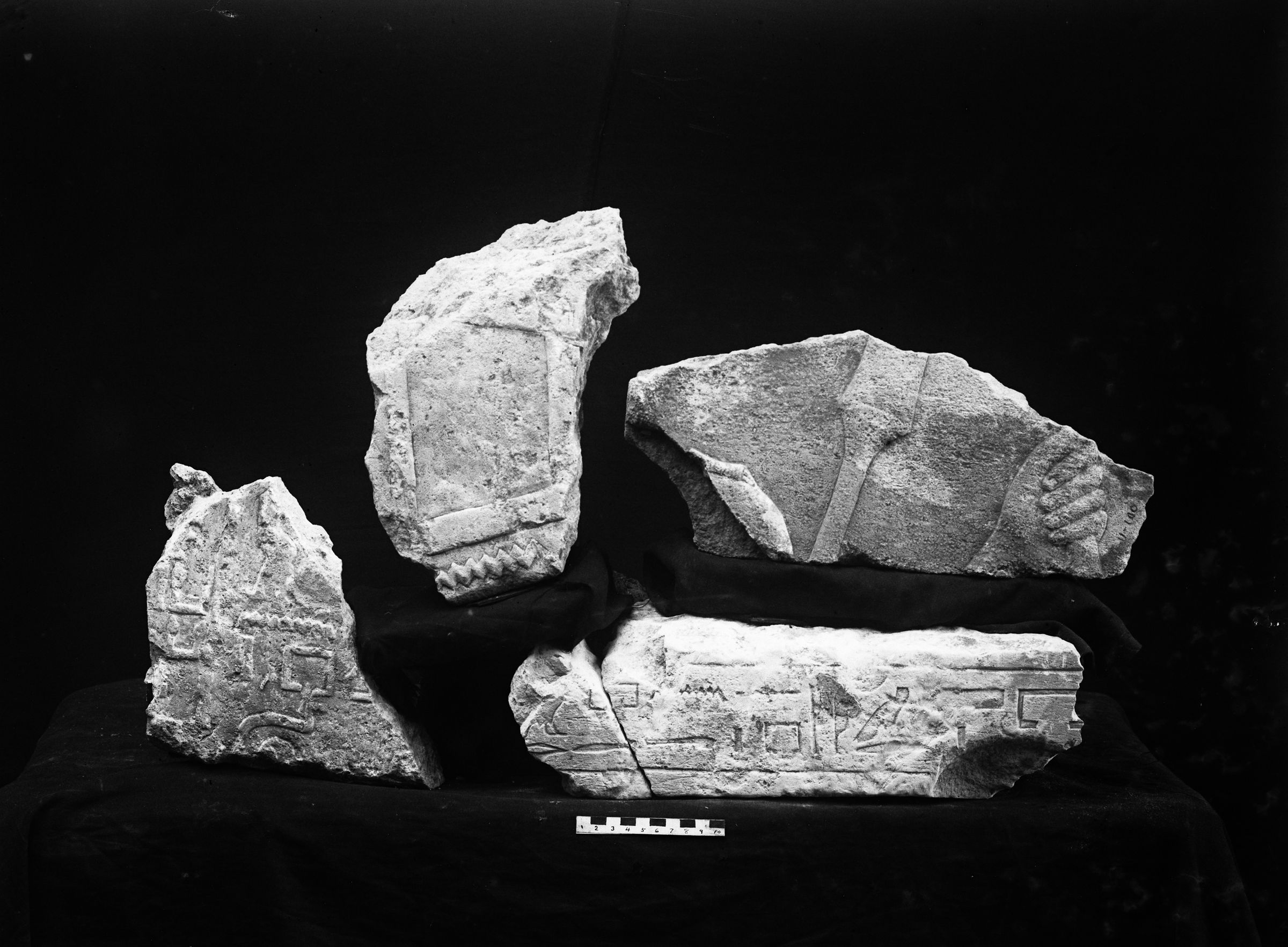 Object(s) photograph: Site: Giza; view: G 5110, G 4940