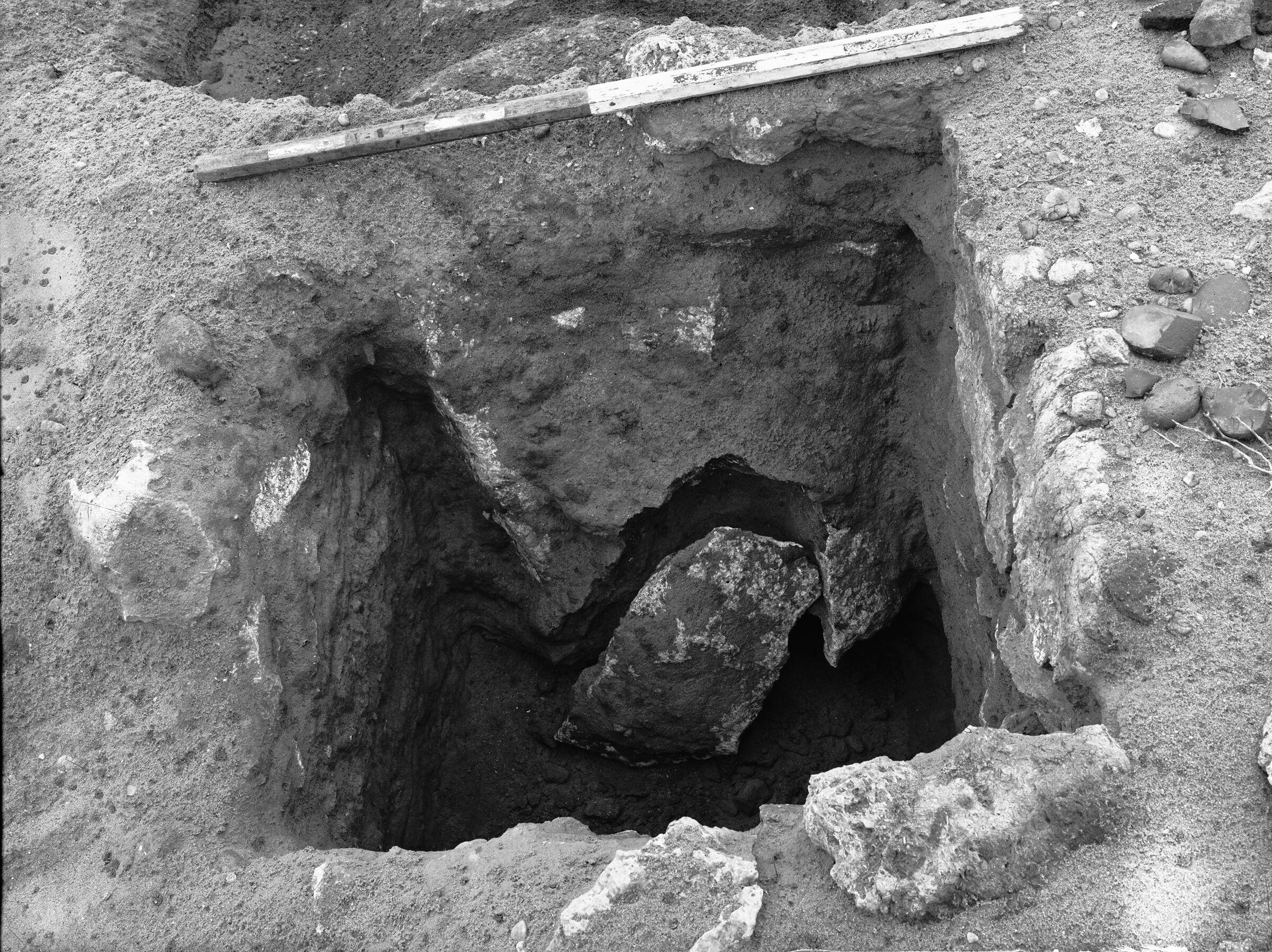 Wadi Cemetery (Reisner; north of W. Cem): Site: Giza; View: GW 1
