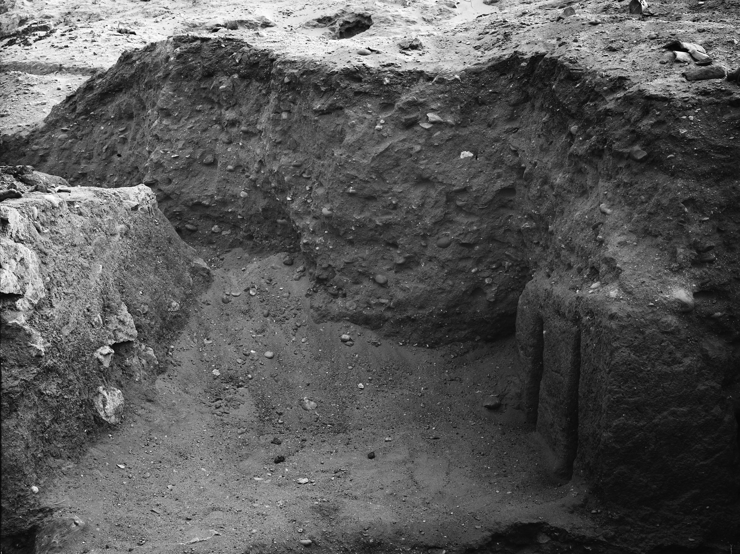 Wadi Cemetery (Reisner; north of W. Cem): Site: Giza; View: GW 63, GW 75