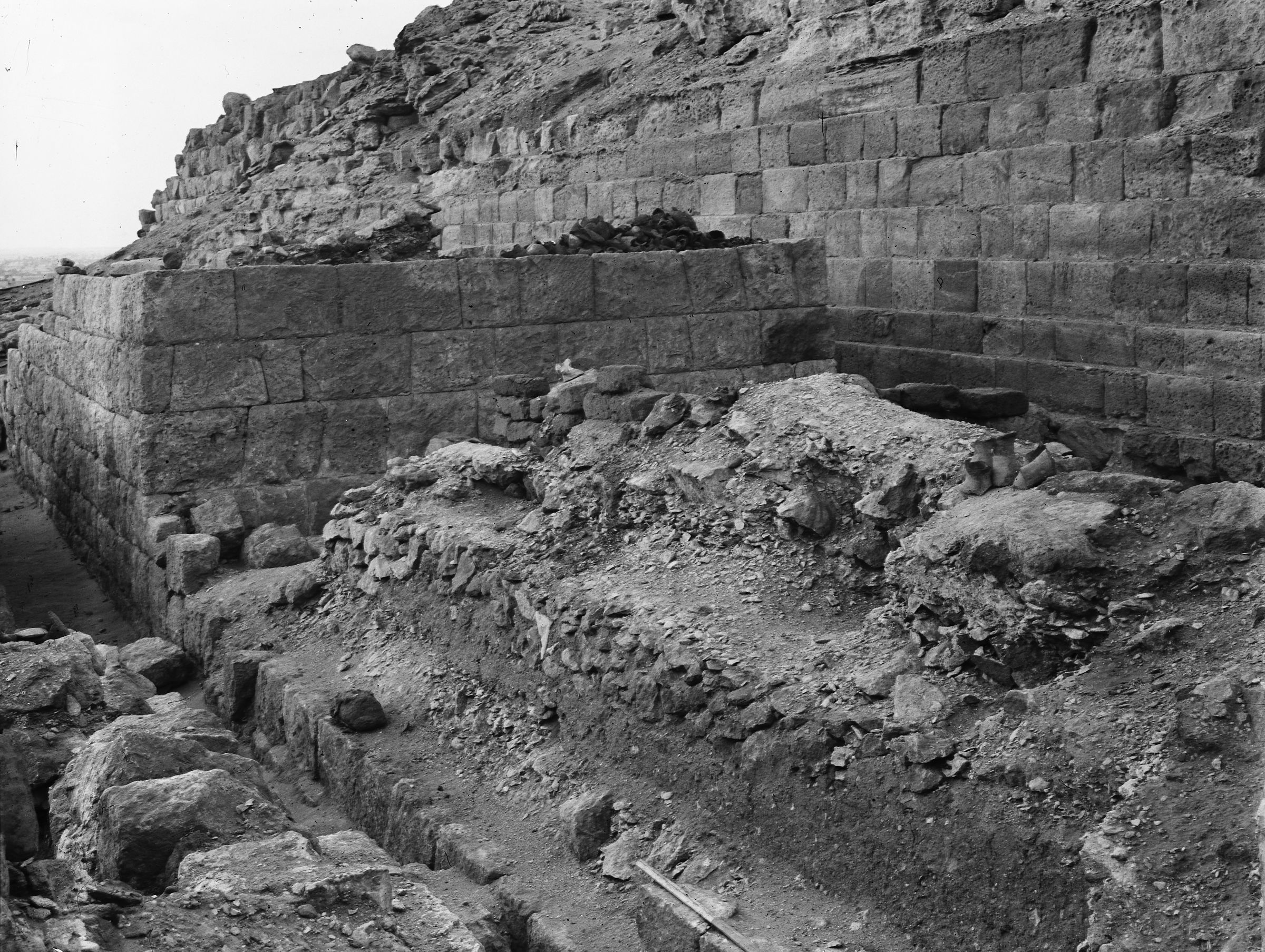 Western Cemetery: Site: Giza; View: G 1027, G 1029