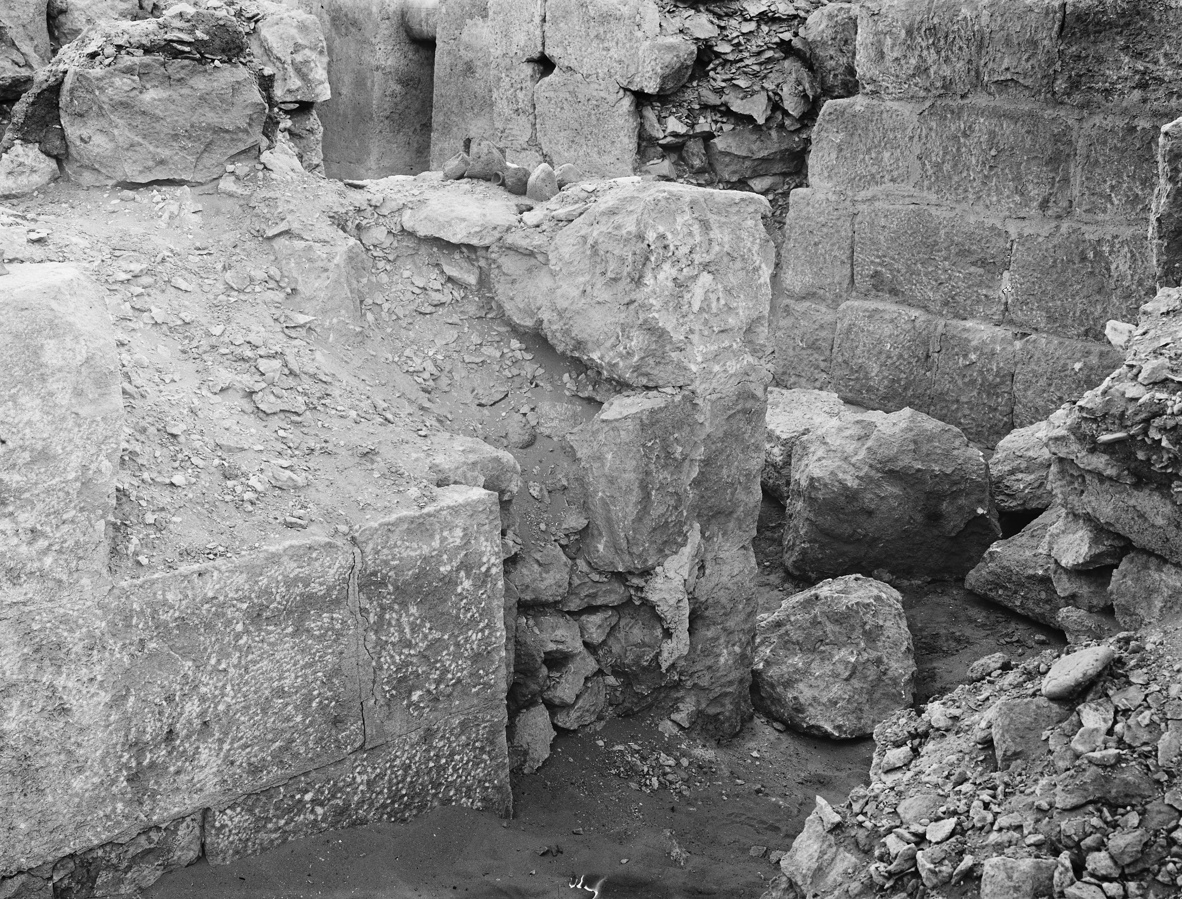 Western Cemetery: Site: Giza; View: G 1011