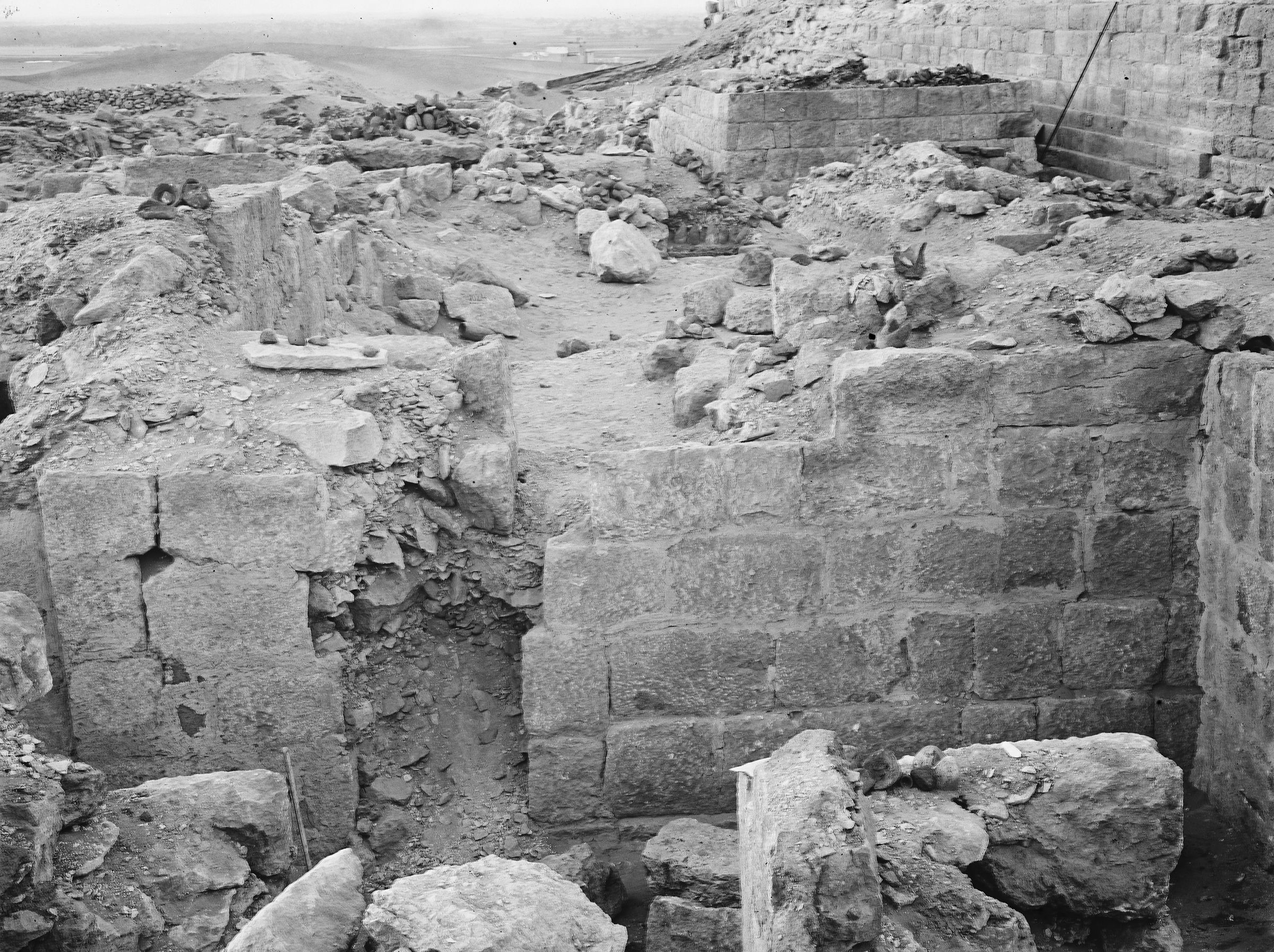 Western Cemetery: Site: Giza; View: G 1011, G 1024
