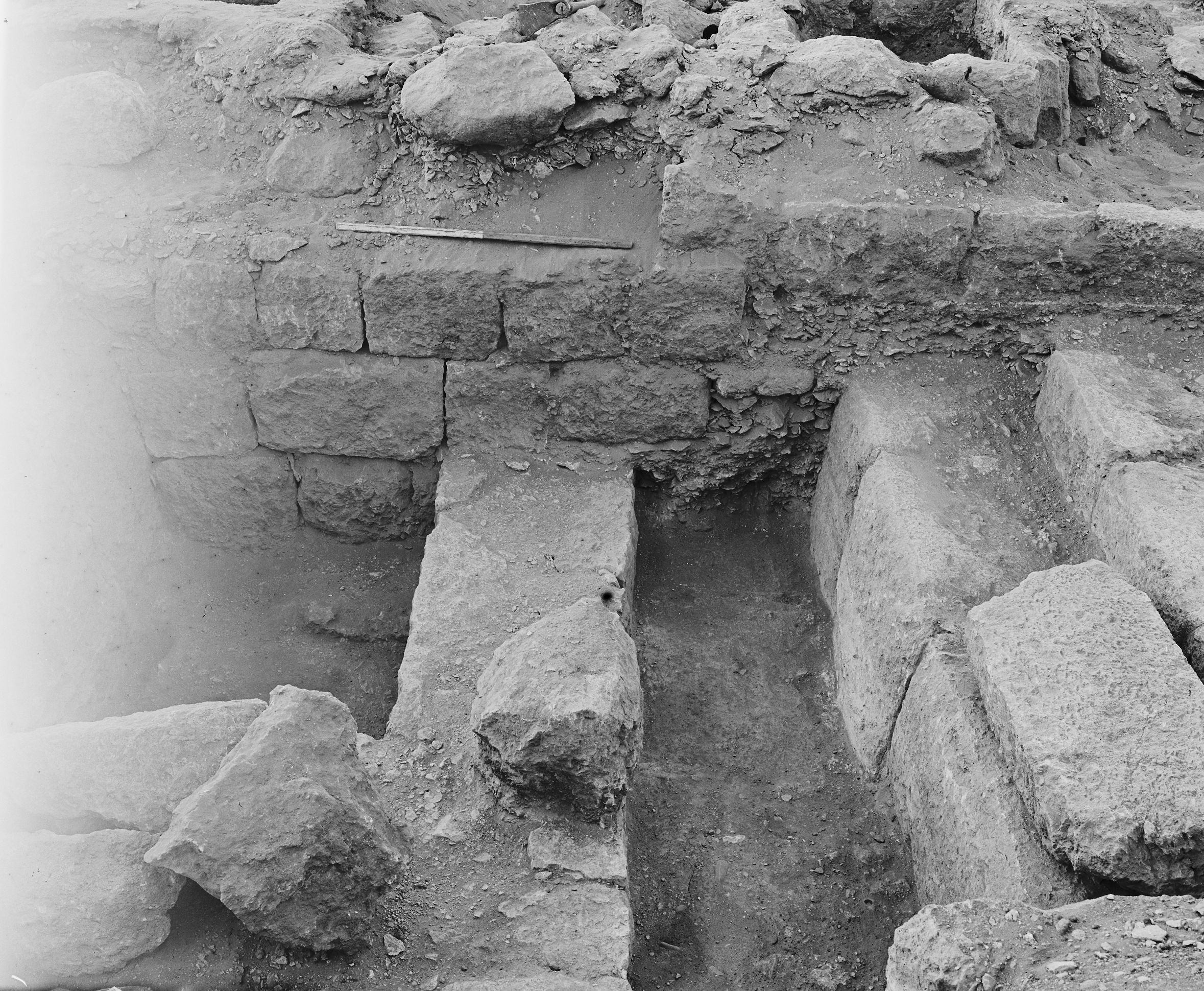 Western Cemetery: Site: Giza; View: G 1042, G 1032, G 1031