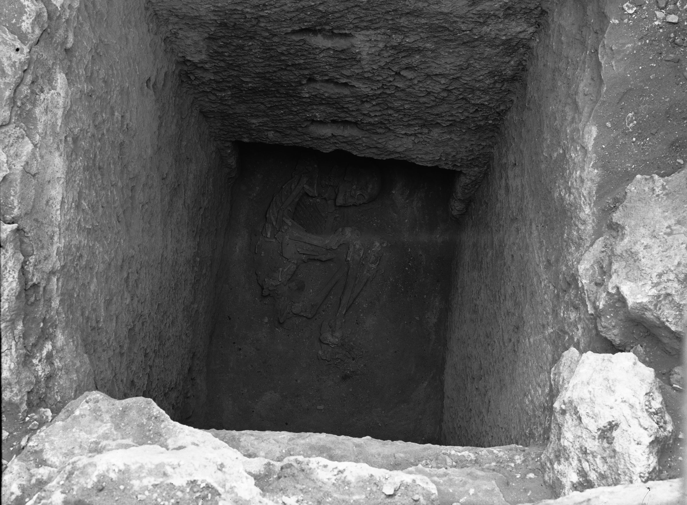 Western Cemetery: Site: Giza; View: G 1033+1033a