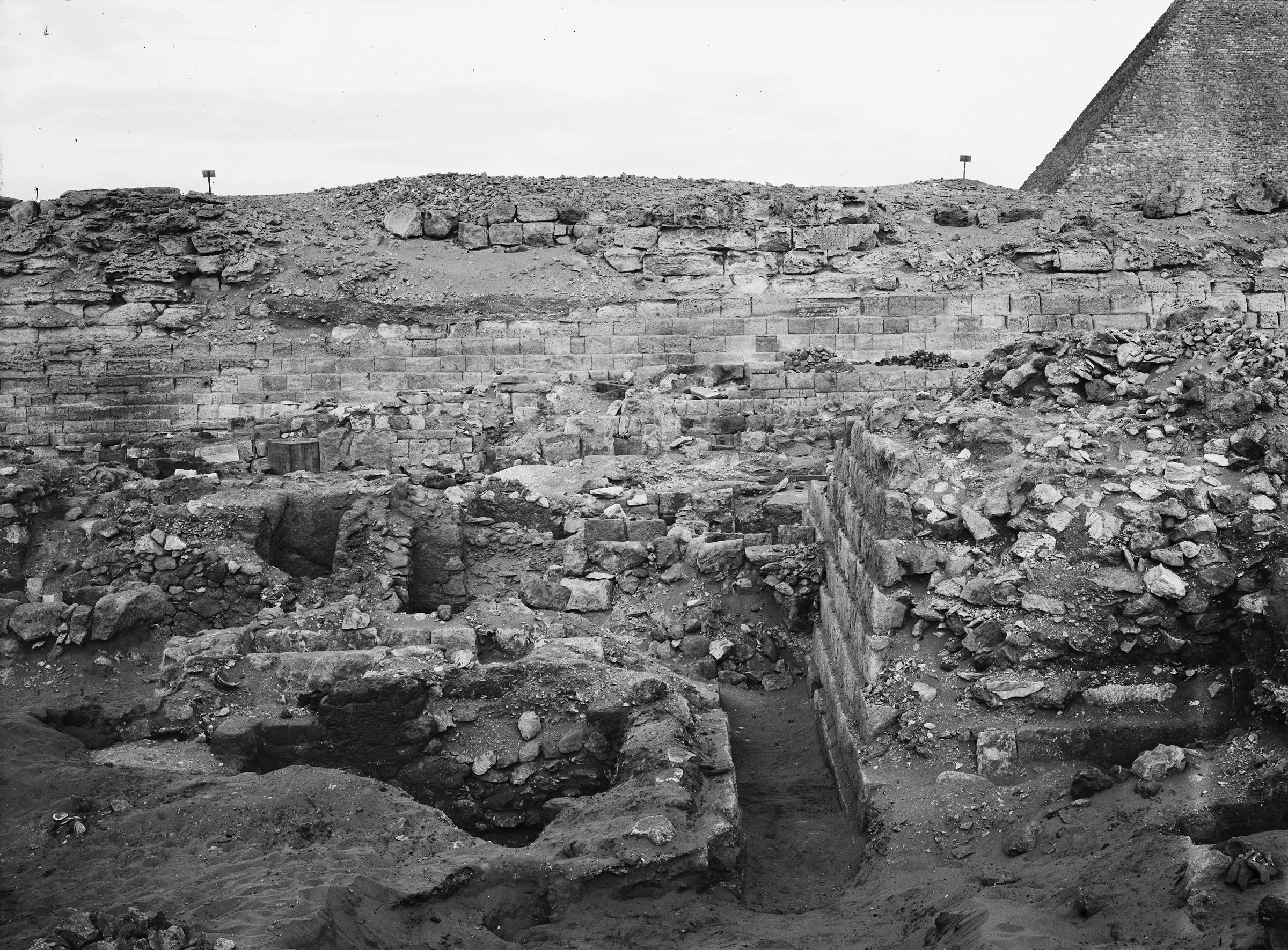 Western Cemetery: Site: Giza; View: G 1020, G 1111
