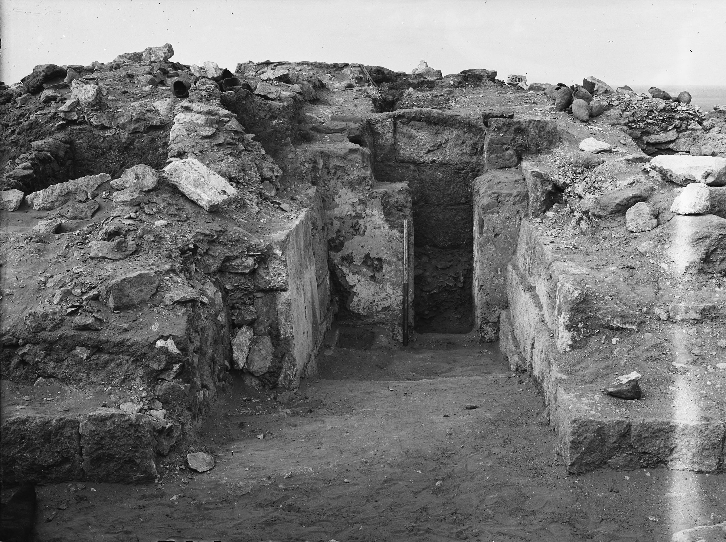 Western Cemetery: Site: Giza; View: G 1037-Addition, G 1037, G 1036