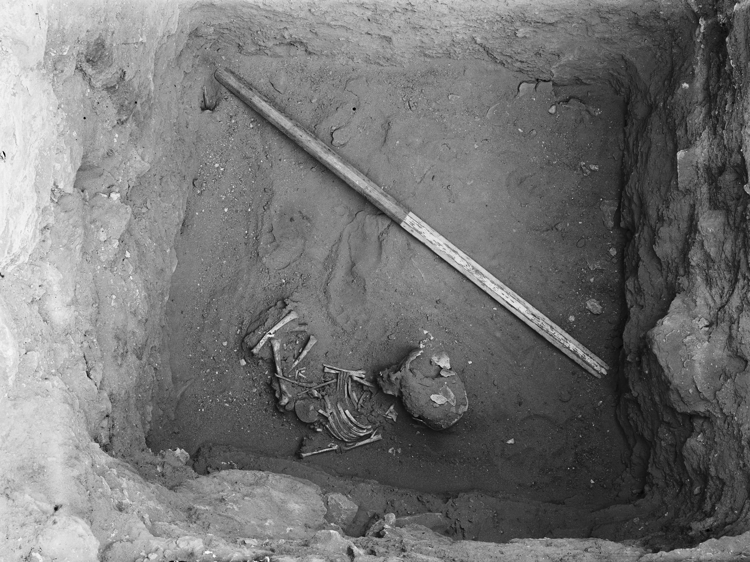 Western Cemetery: Site: Giza; View: G 1057