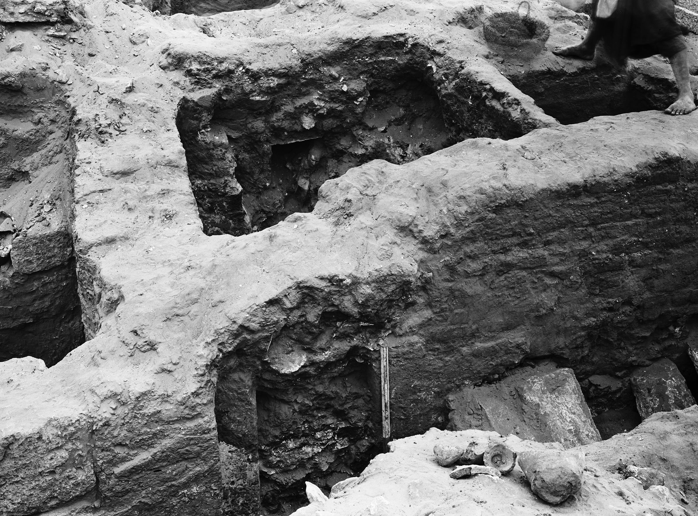 Western Cemetery: Site: Giza; View: G 1104+1105