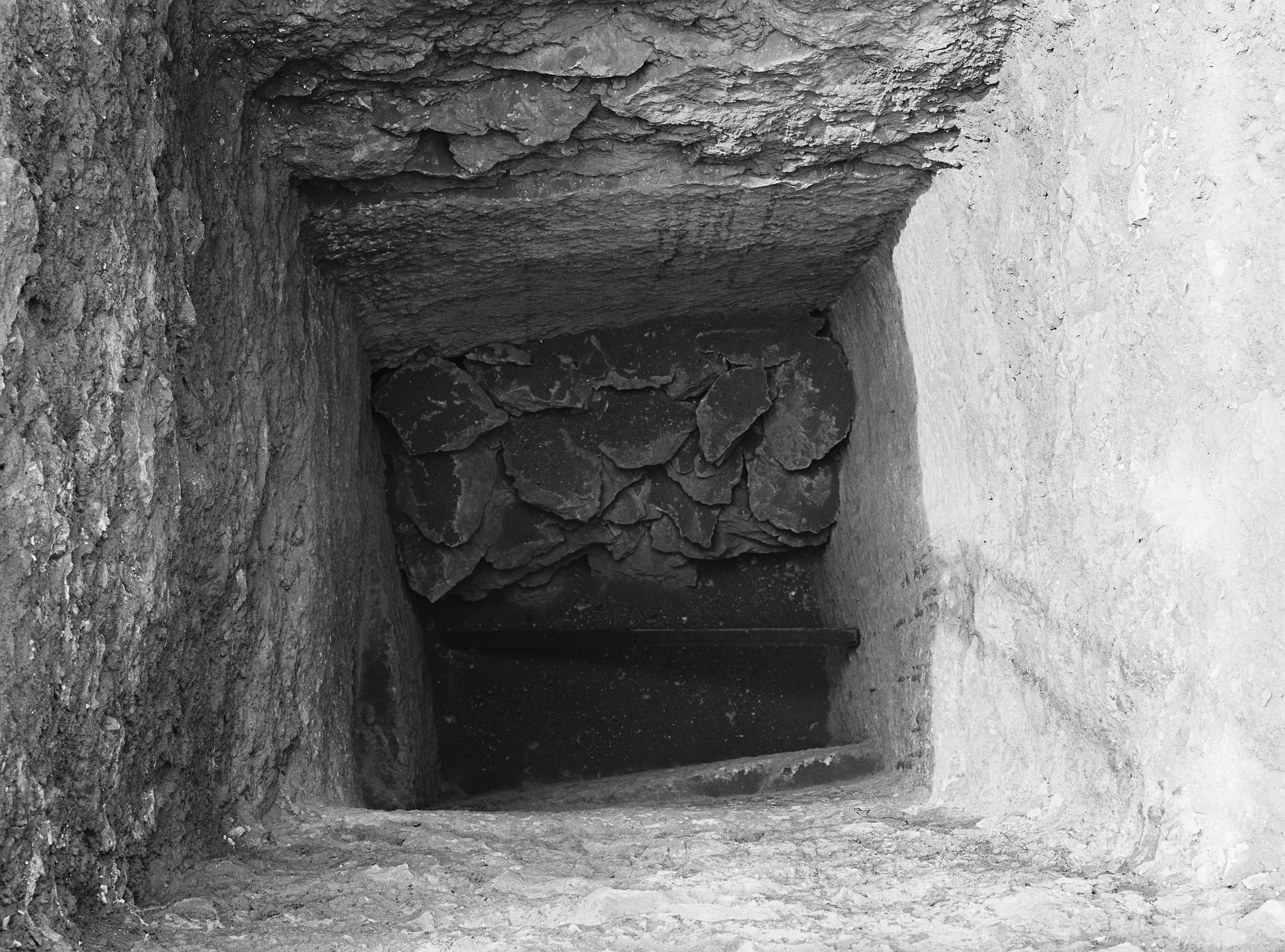 Western Cemetery: Site: Giza; View: G 1107