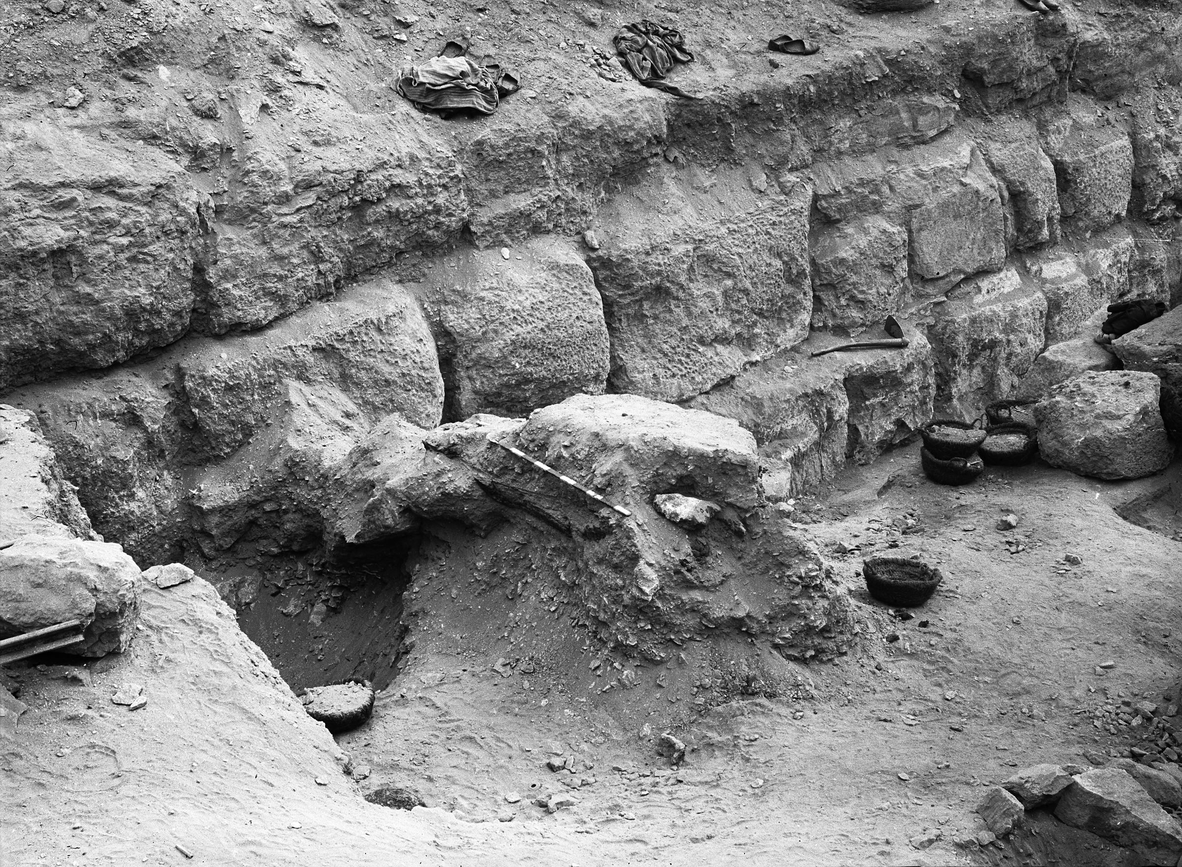 Eastern Cemetery: Site: Giza; View: street G 7100, G 7210-7220