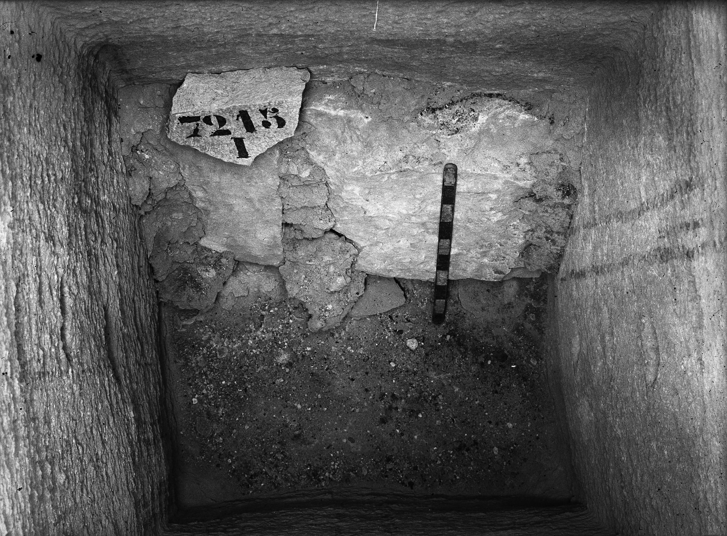 Eastern Cemetery: Site: Giza; View: G 7215