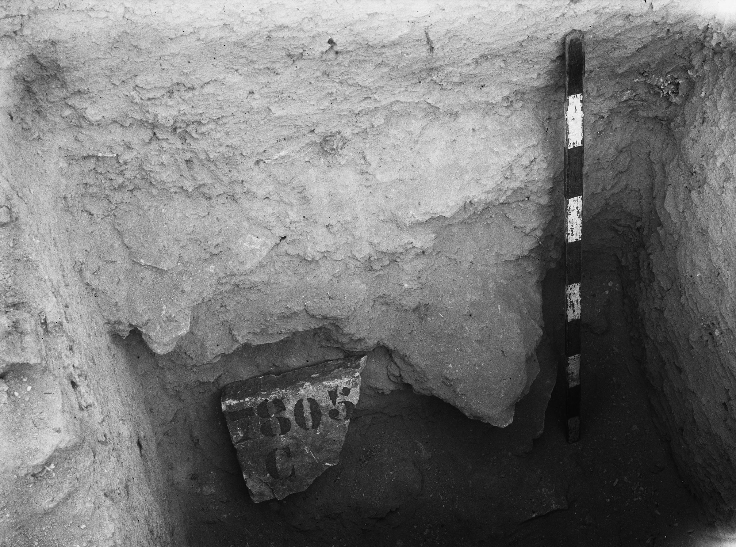 Eastern Cemetery: Site: Giza; View: G 7805
