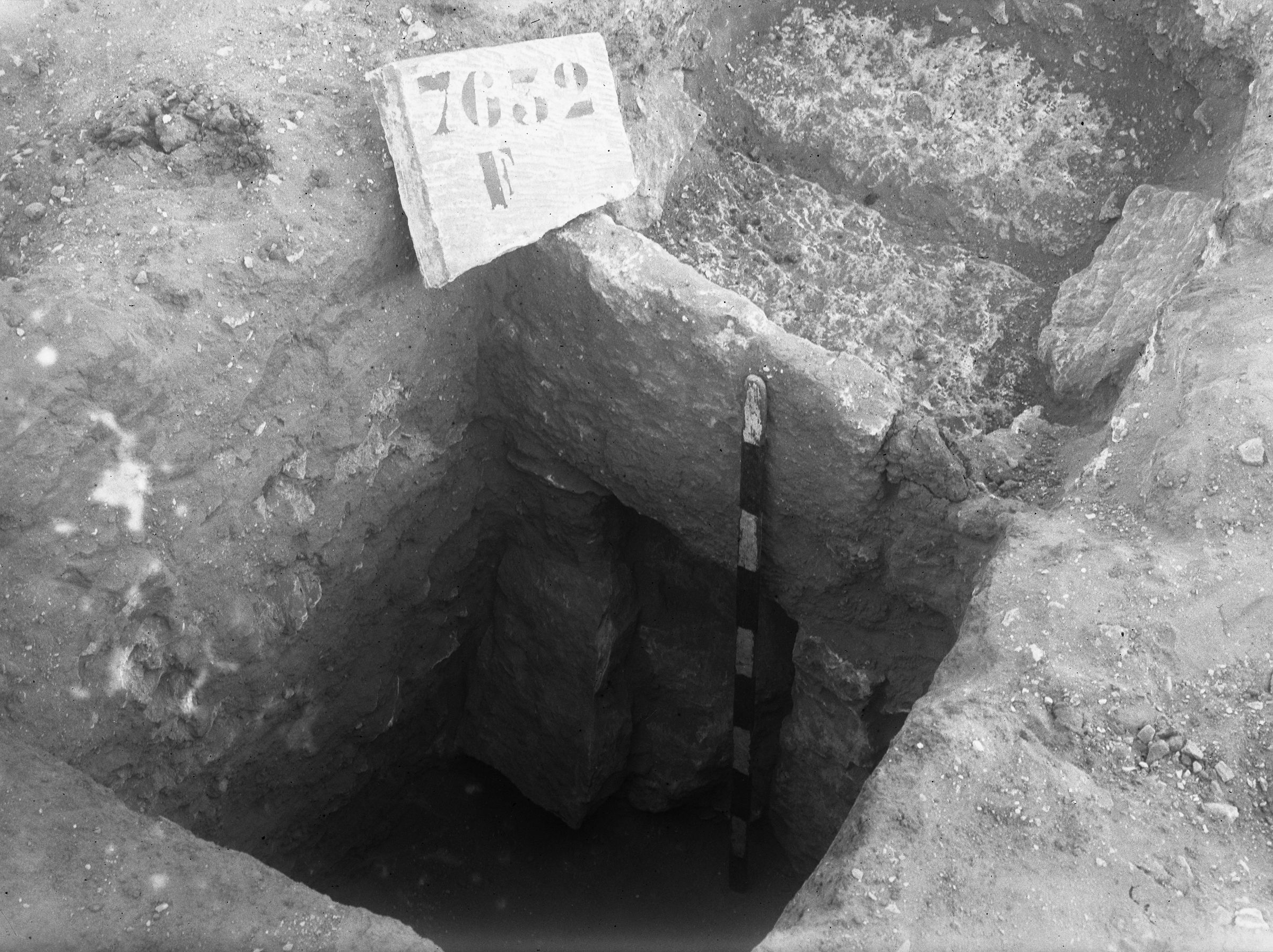 Eastern Cemetery: Site: Giza; View: G 7632