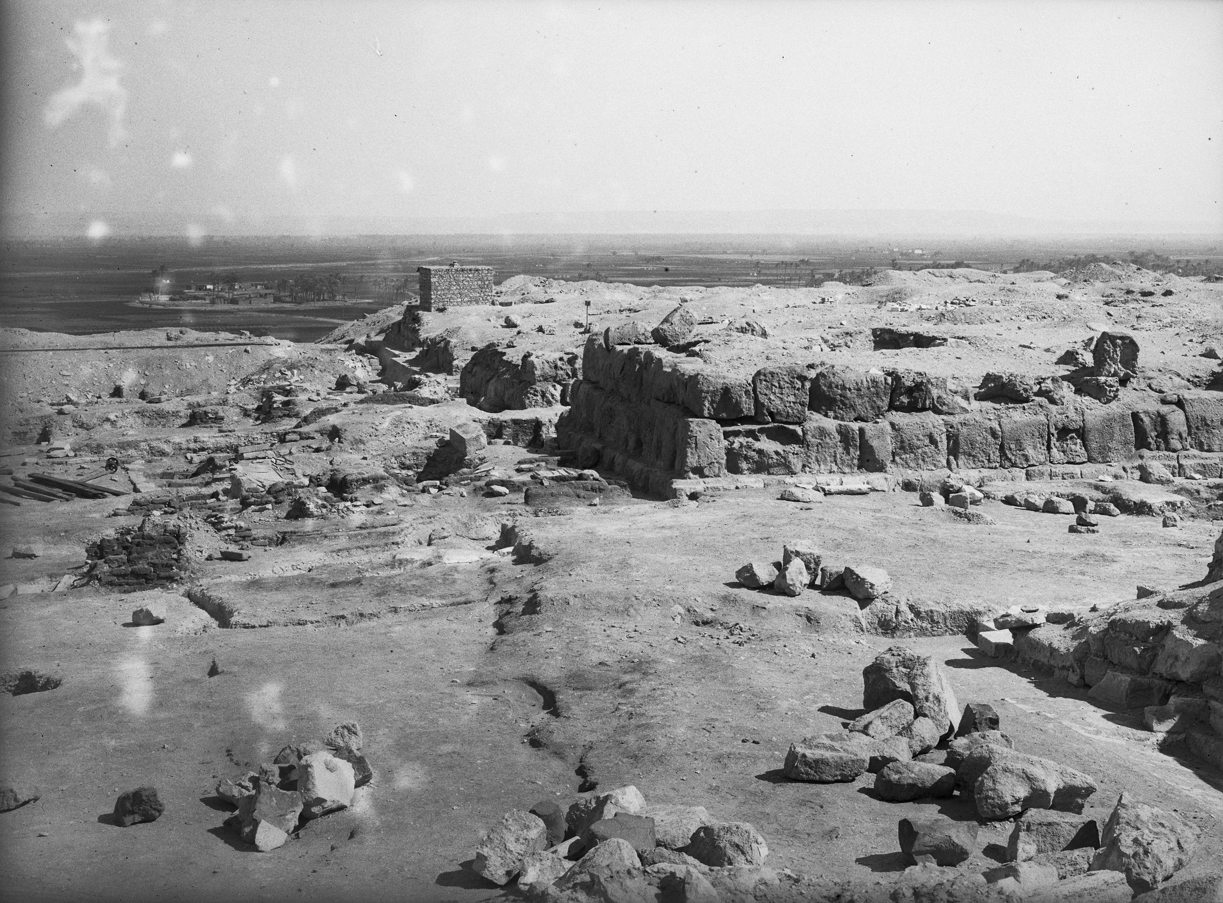 Eastern Cemetery: Site: Giza; View: G 7000 X, G 7110-7120