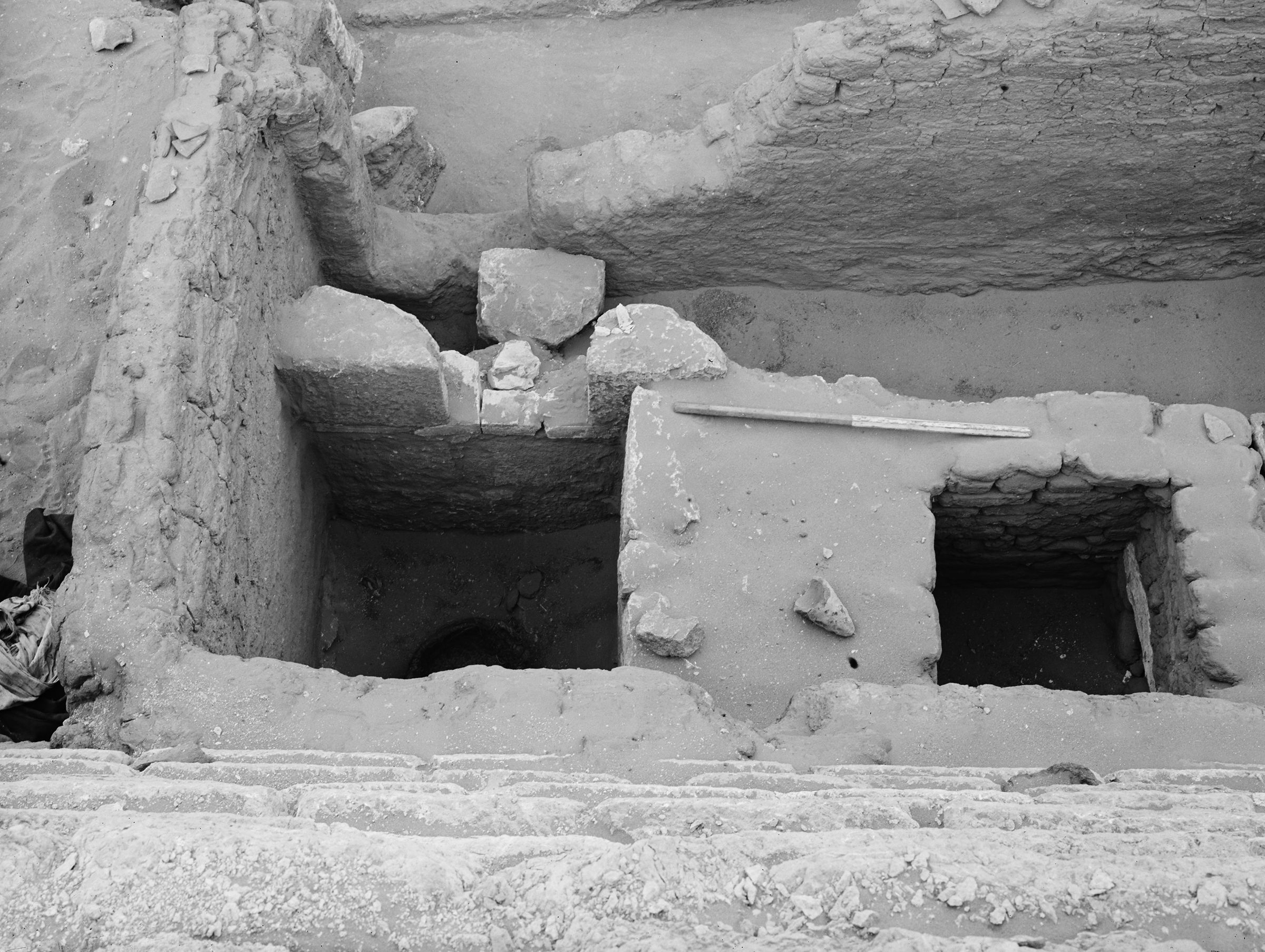 Western Cemetery: Site: Giza; View: G 1235, G 1203