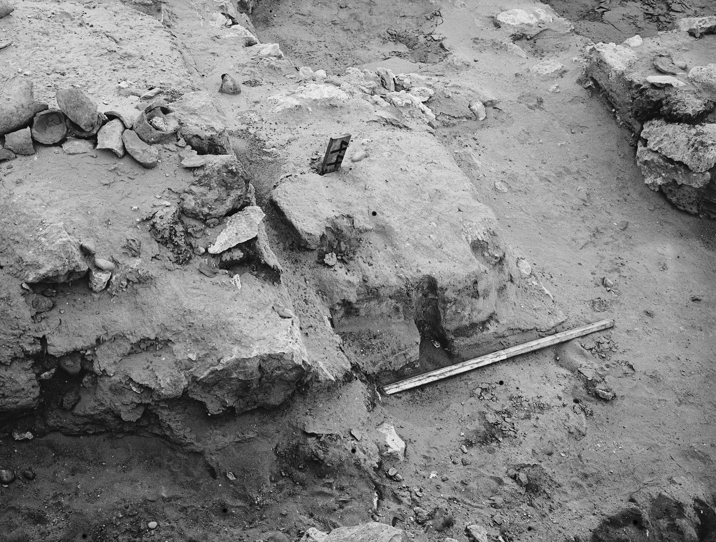 Wadi Cemetery (Reisner; north of W. Cem): Site: Giza; View: GW 43, GW 44, GW 56