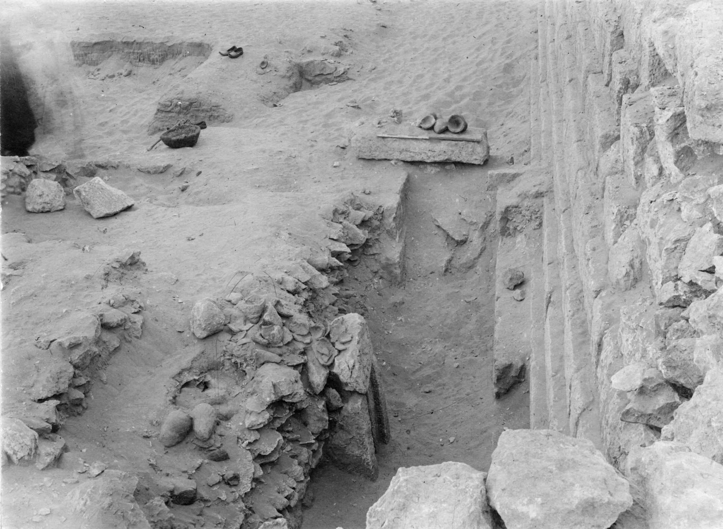 Western Cemetery: Site: Giza; View: G 1363