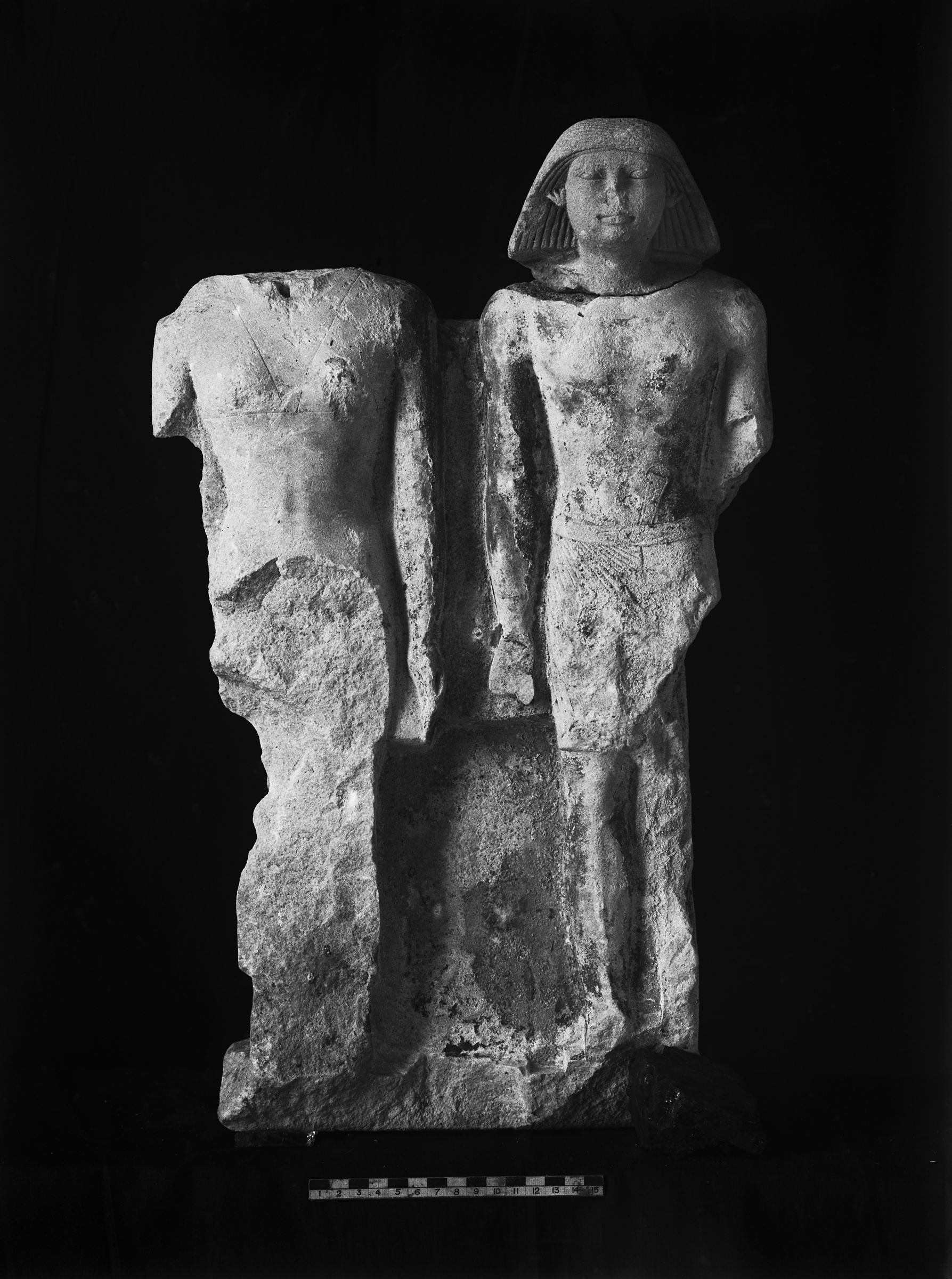 Object(s) photograph: Site: Giza; view: G 6040, G 6042