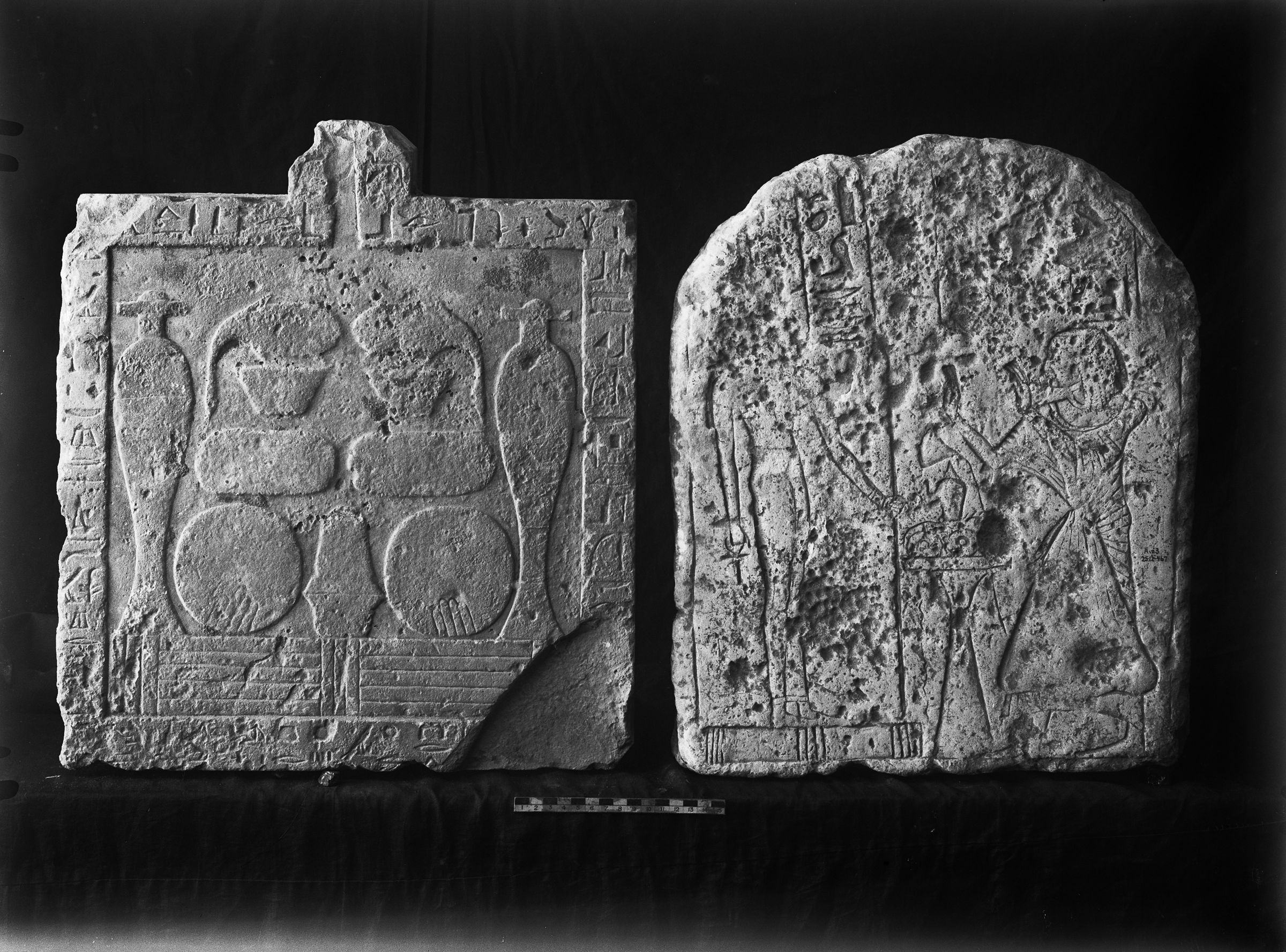 Object(s) photograph: Site: Giza; view: Isis Temple, avenue G 3