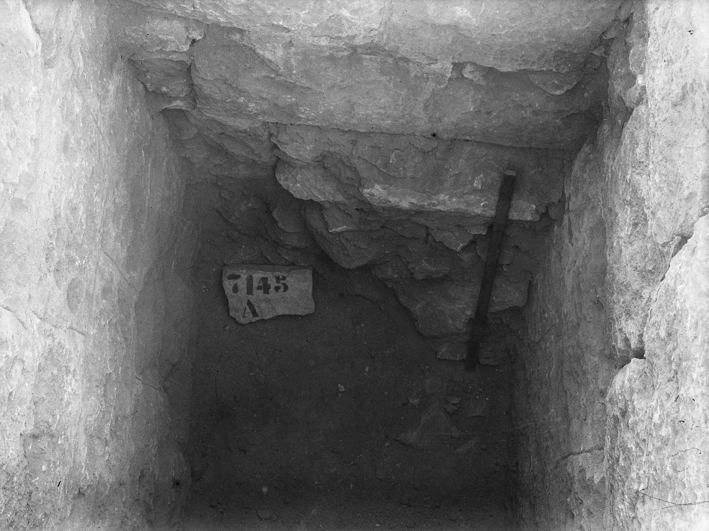 Eastern Cemetery: Site: Giza; View: G 7145+7147
