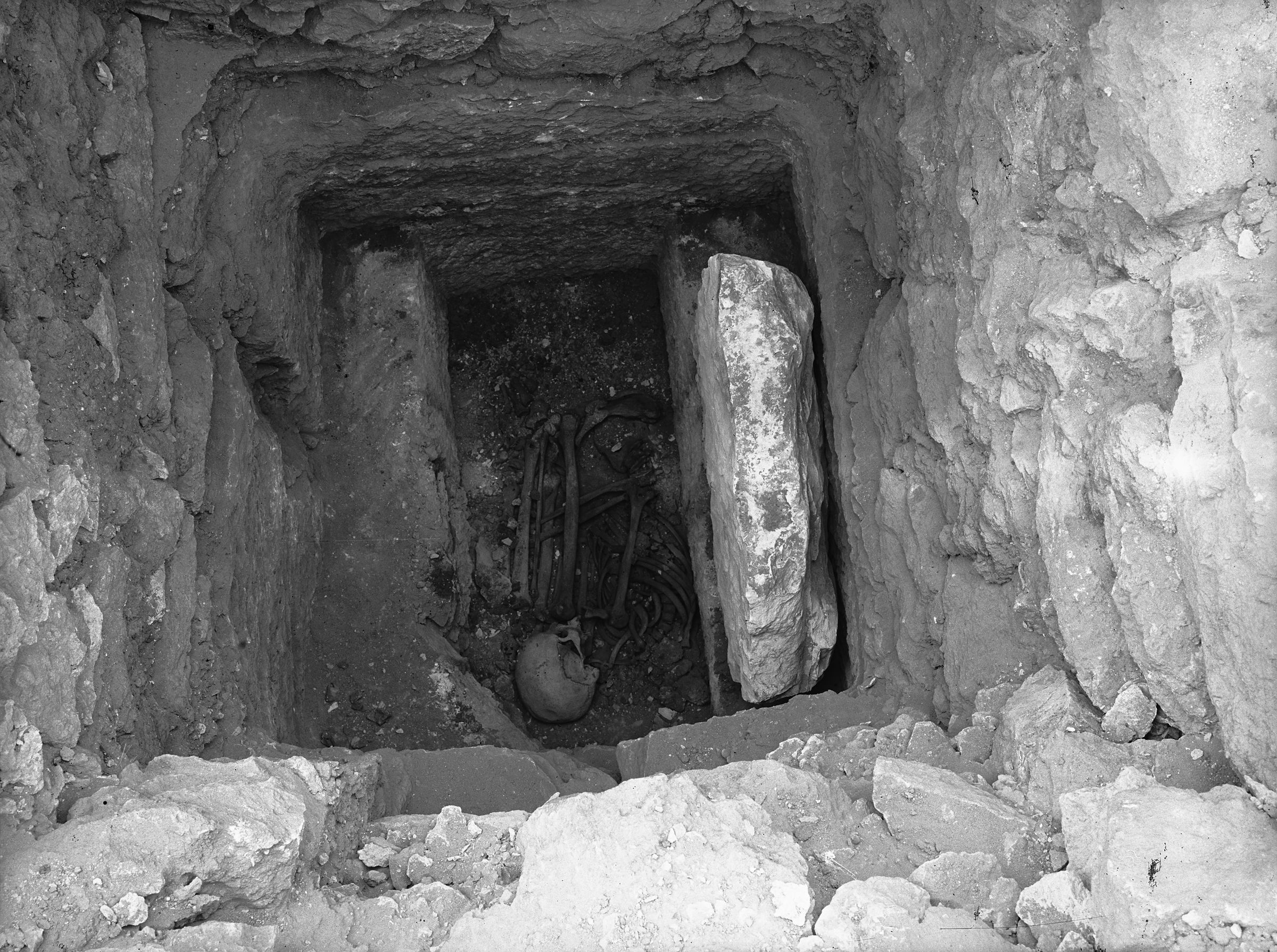 Western Cemetery: Site: Giza; View: G 1153, G 1154