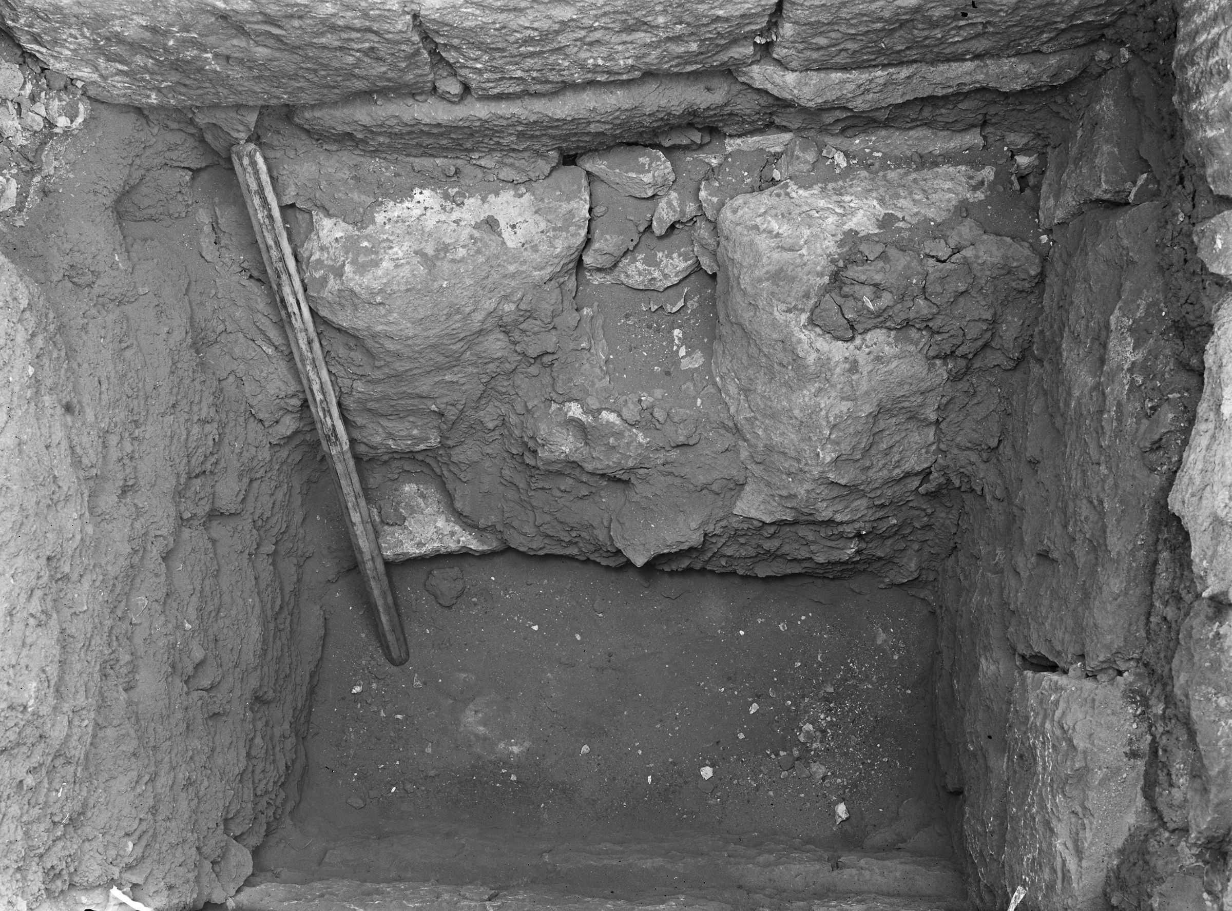 Western Cemetery: Site: Giza; View: G 1158