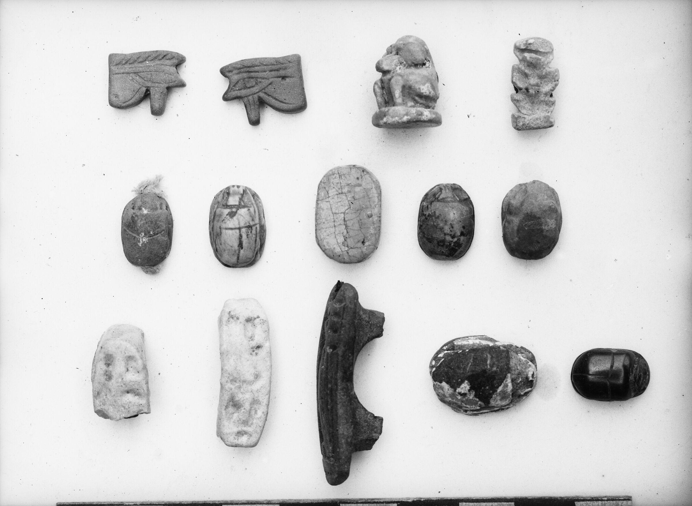 Object(s) photograph: Site: Giza; view: street G 7300, G 7450, G 7530-7540, street G 7400, avenue G 4