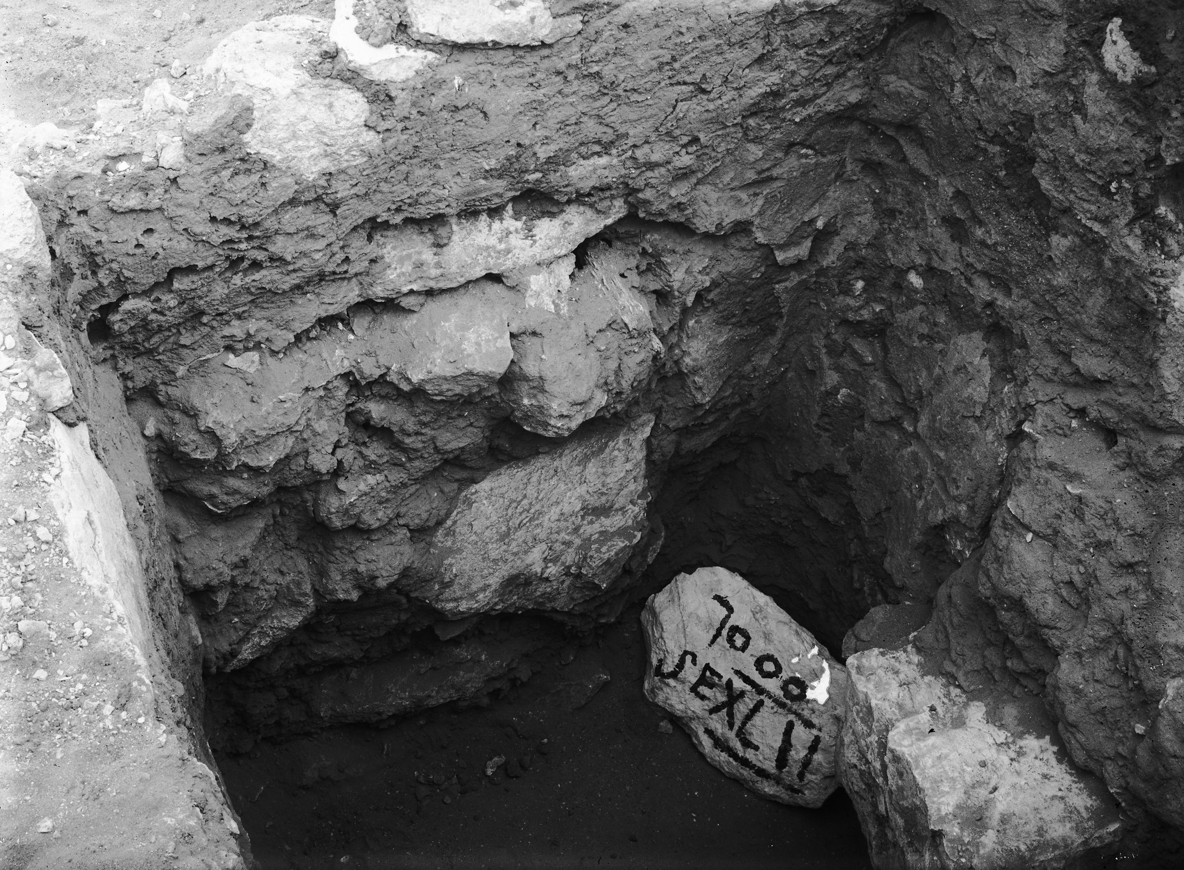 Eastern Cemetery: Site: Giza; View: G 7000 SE 42