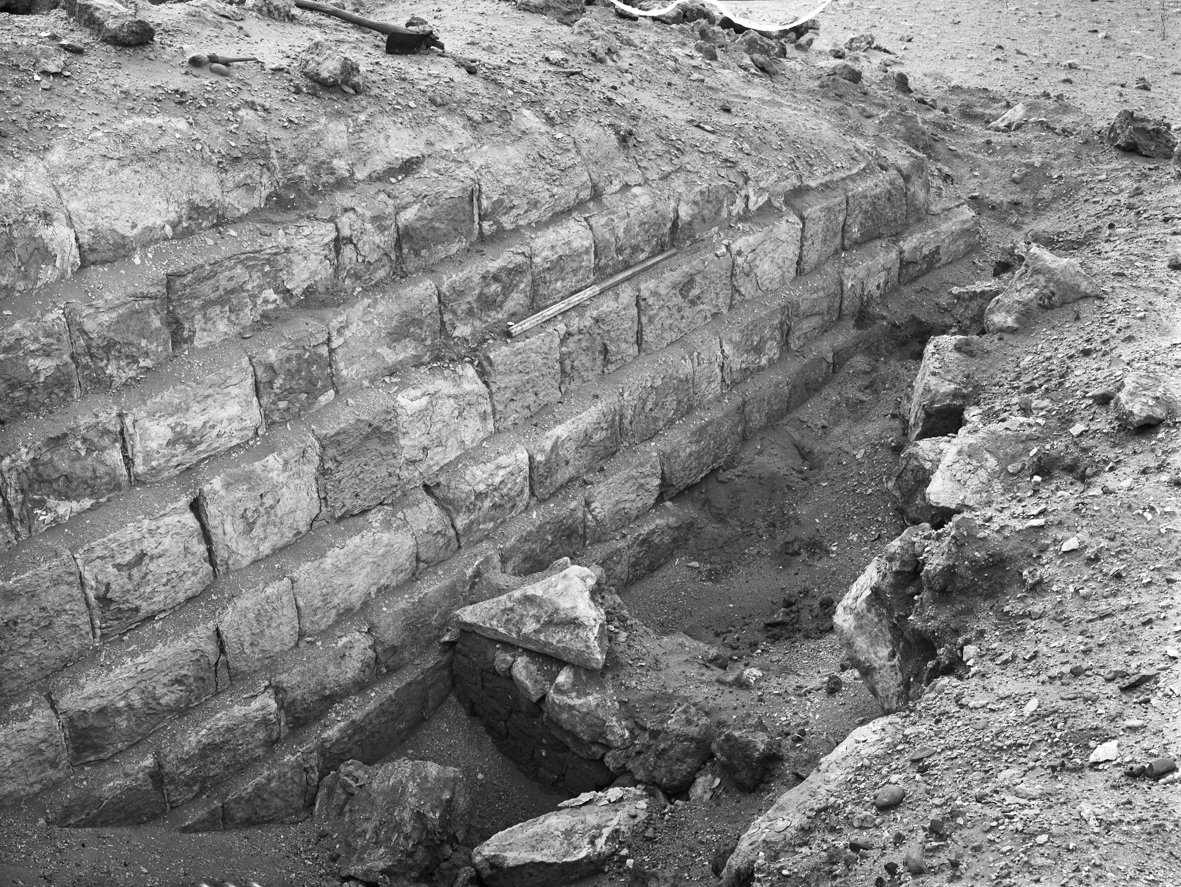 Western Cemetery: Site: Giza; View: G 1233, G 3003, G 3015