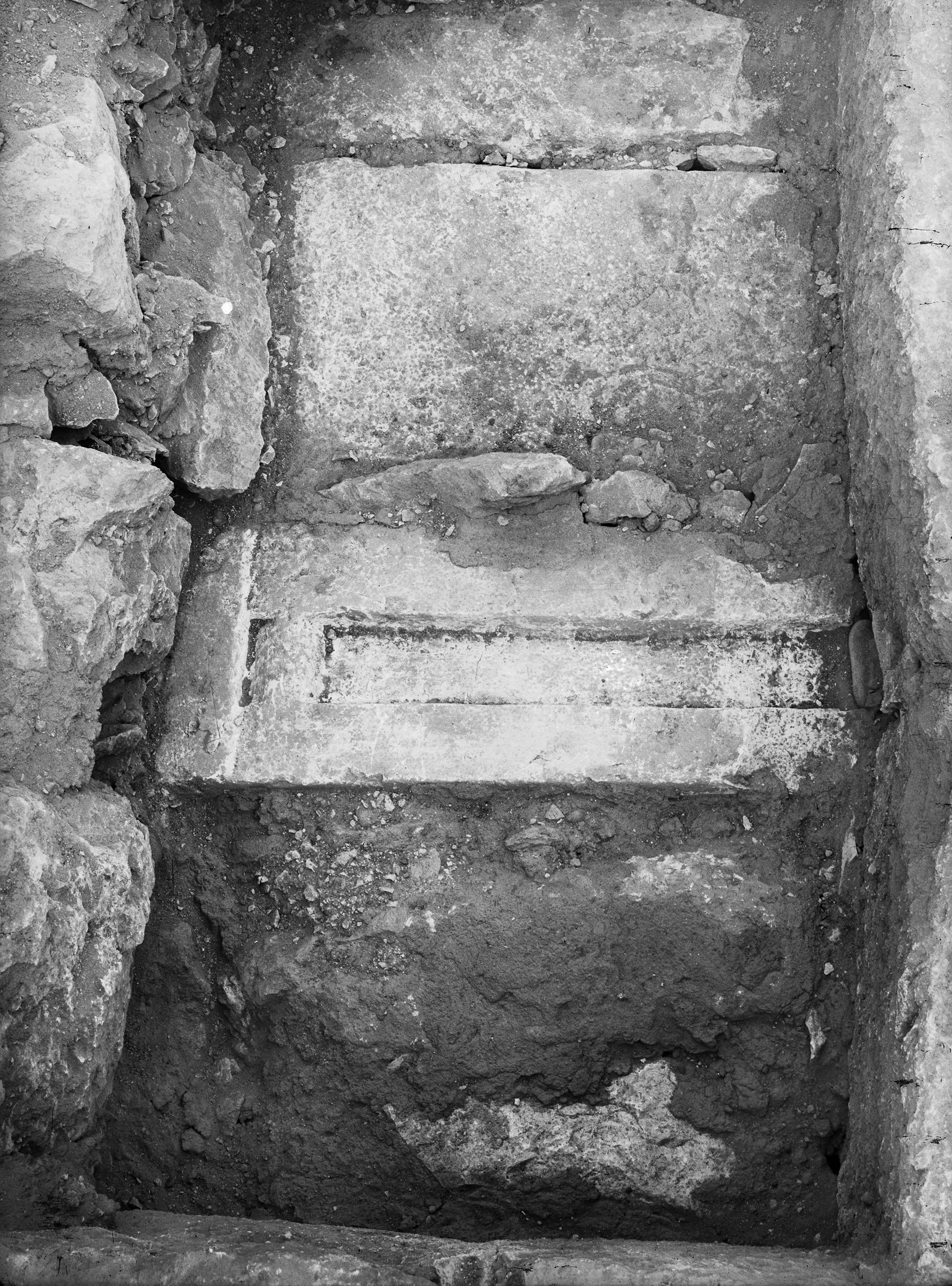 Western Cemetery: Site: Giza; View: G 1121