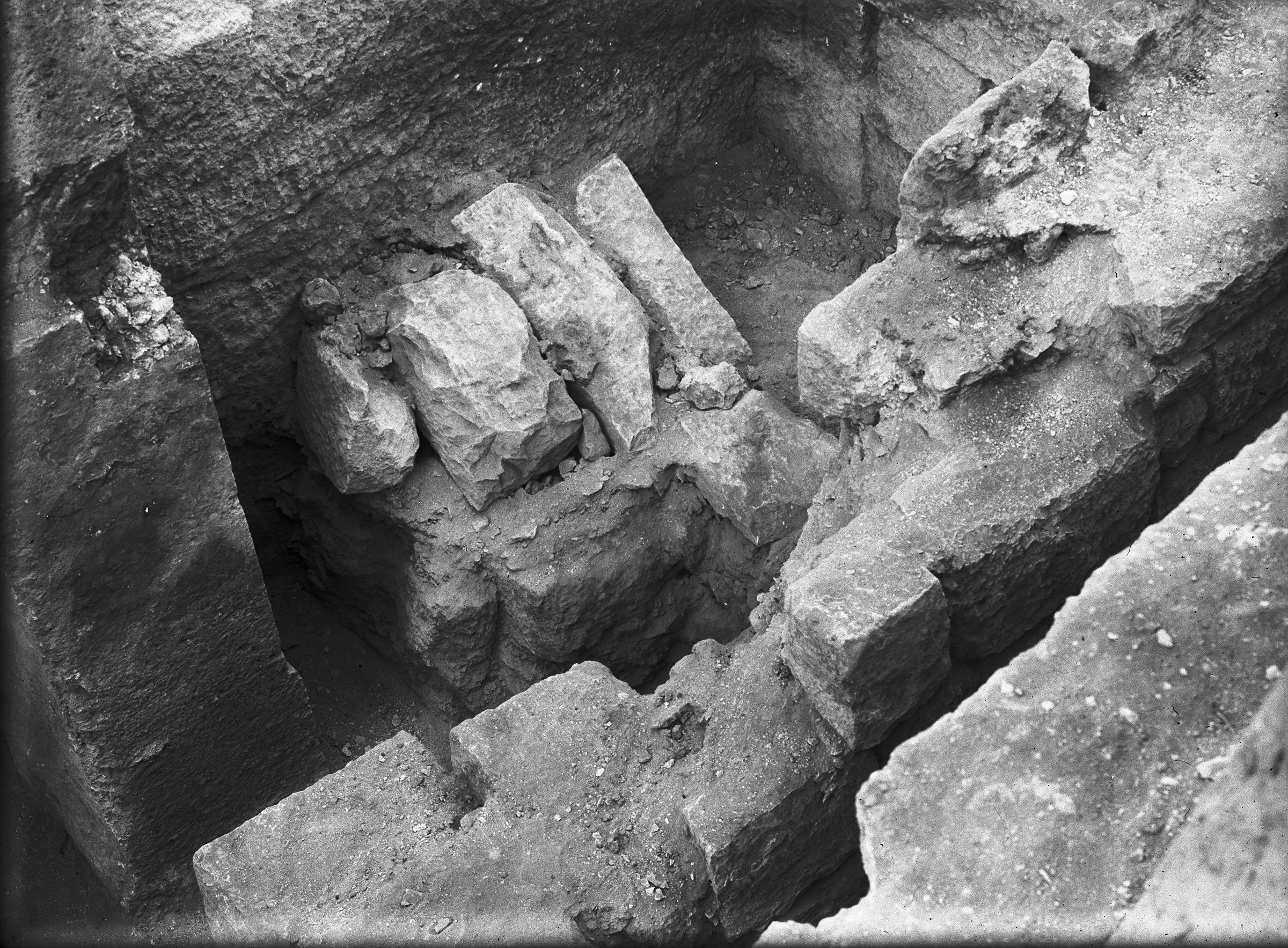 Eastern Cemetery: Site: Giza; View: G 7525