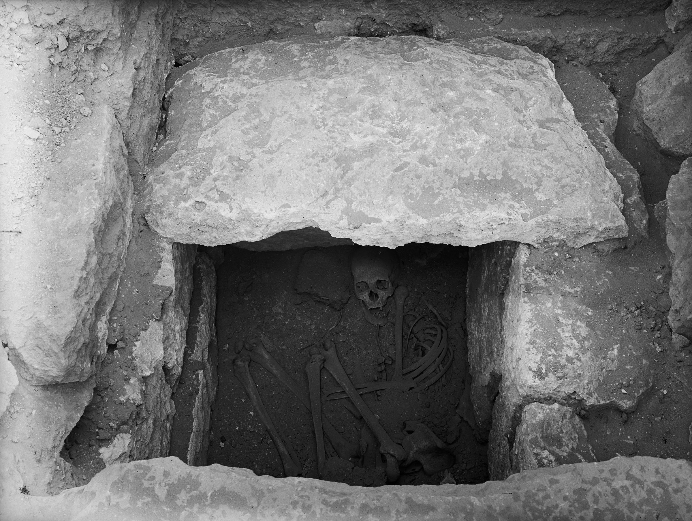 Western Cemetery: Site: Giza; View: G 1009