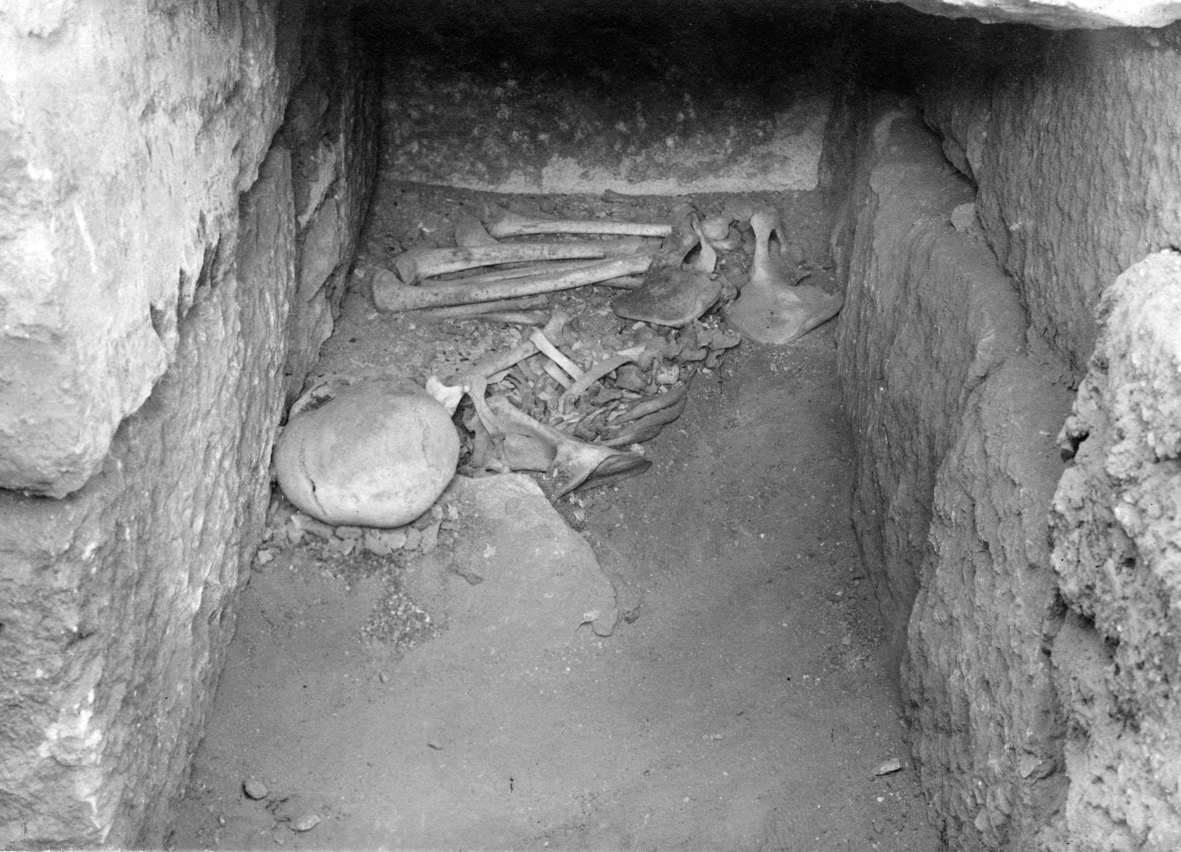 Western Cemetery: Site: Giza; View: G 1021