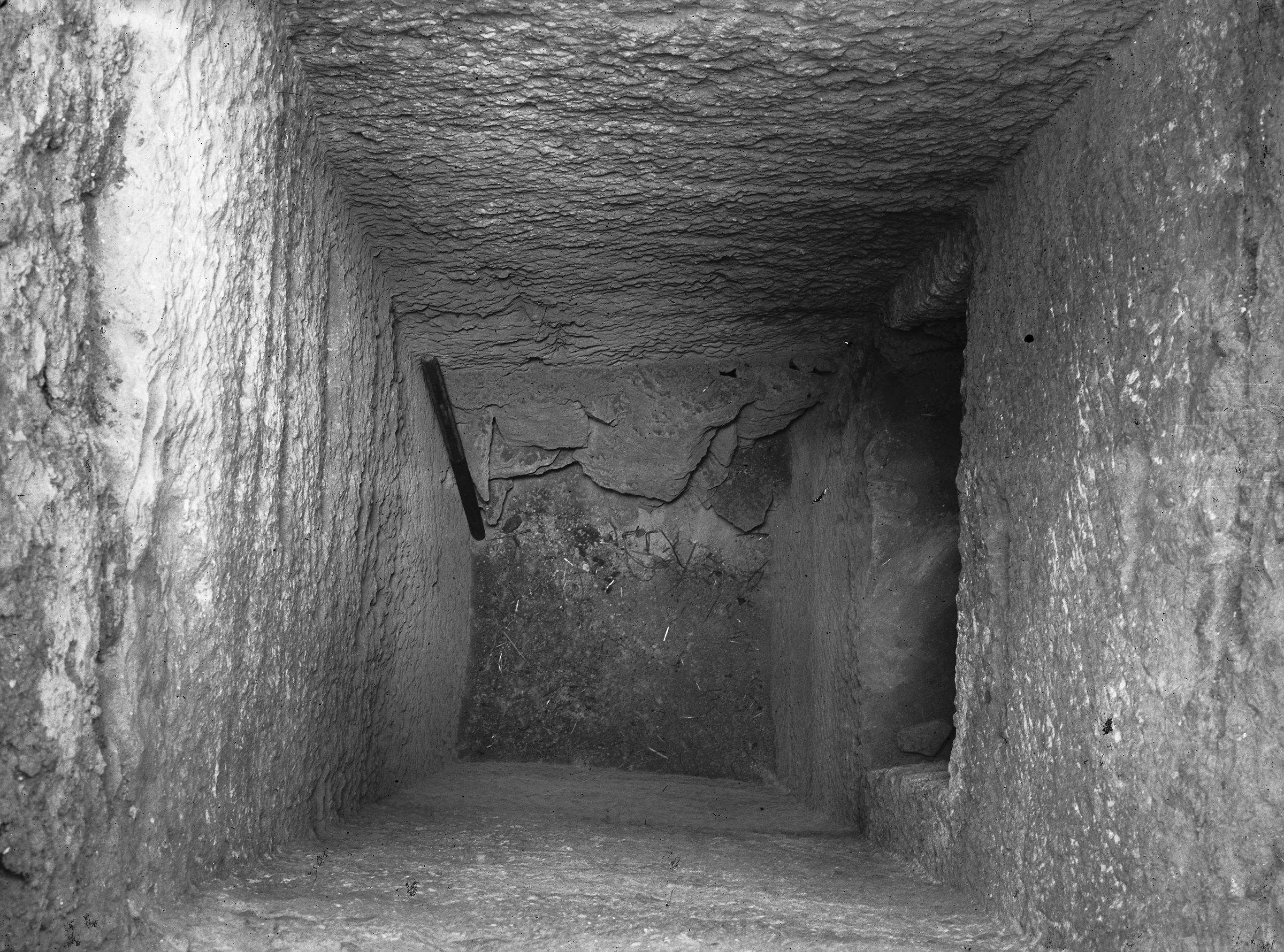Western Cemetery: Site: Giza; View: G 1030