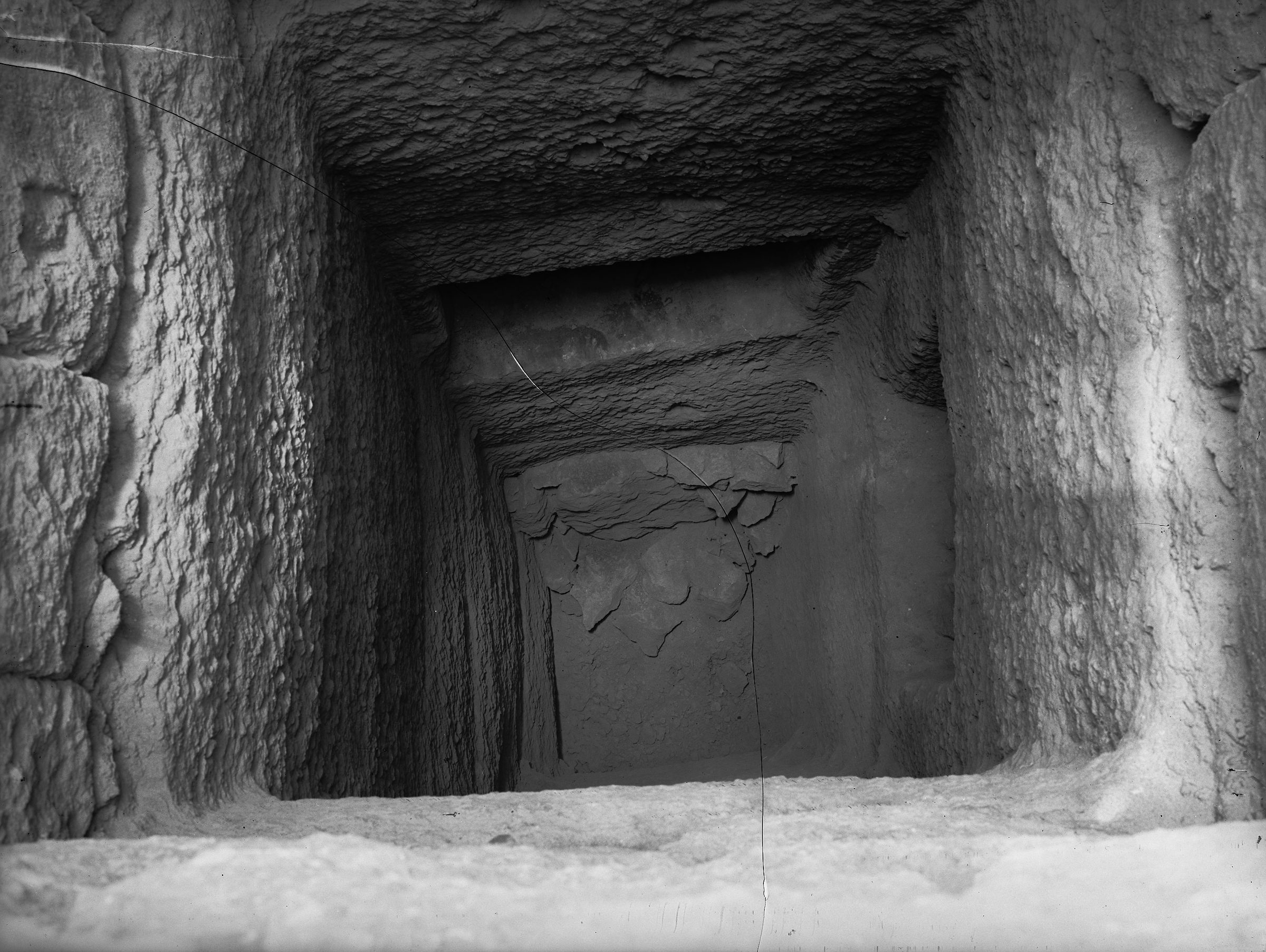 Western Cemetery: Site: Giza; View: G 1013