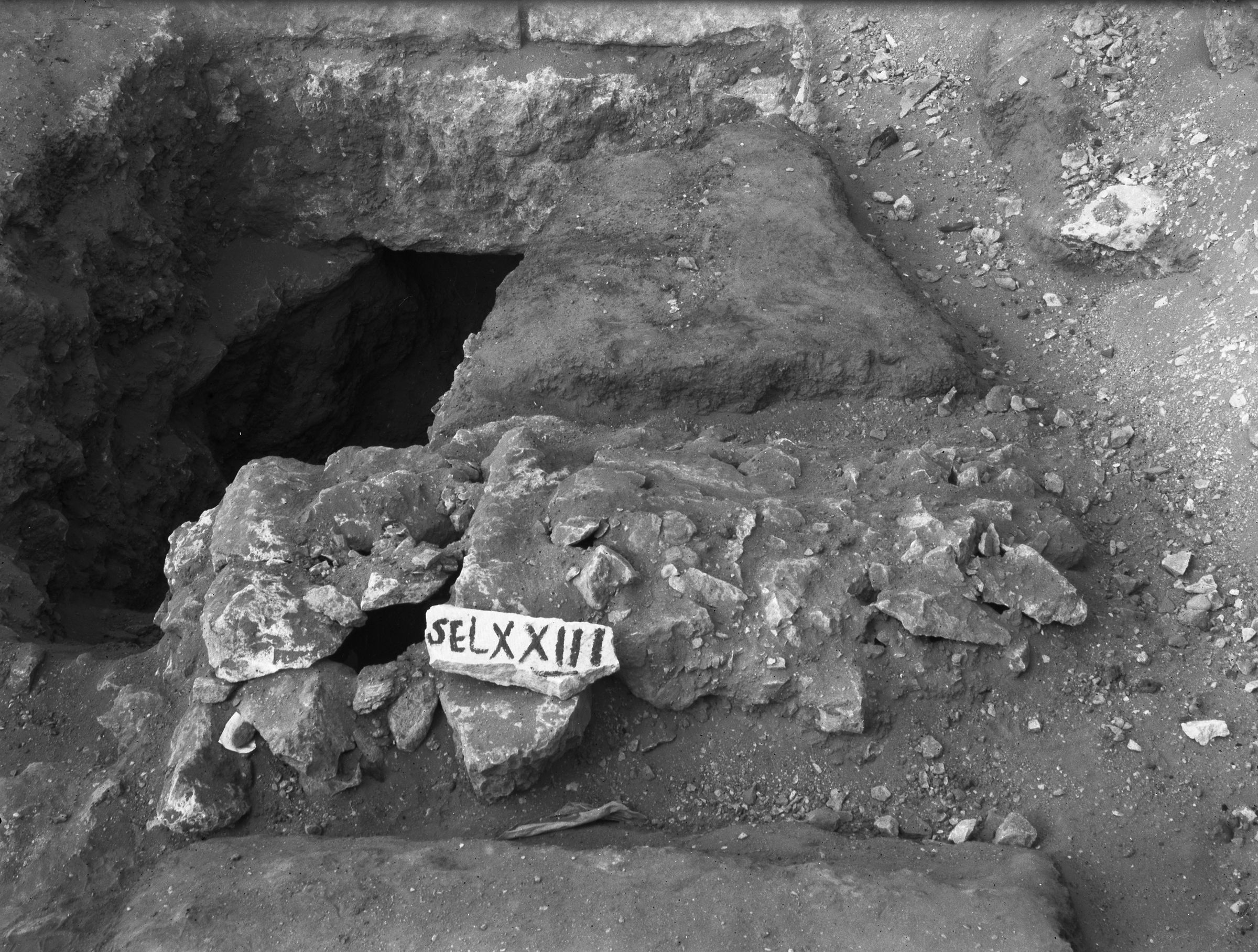Eastern Cemetery: Site: Giza; View: G 7000 SE 73