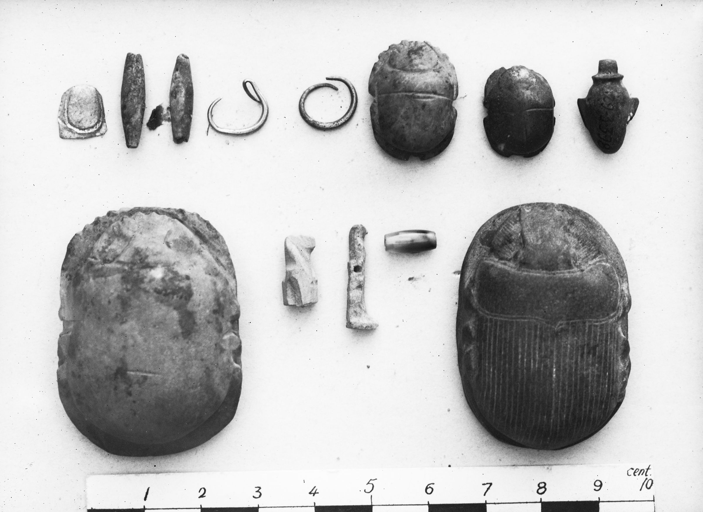 Object(s) photograph: Site: Giza; view: G 7530-7540, G 7600 R