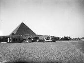 General view: Site: Giza