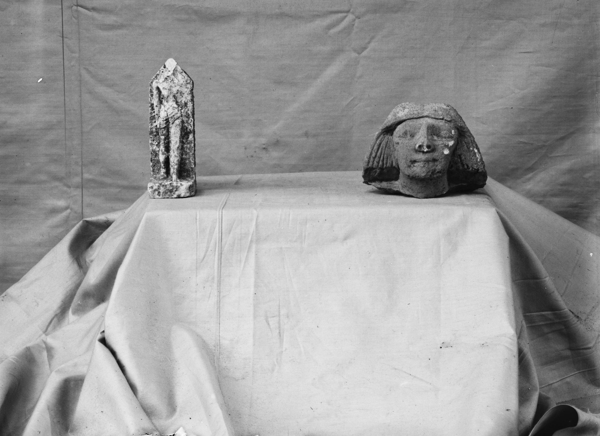 Object(s) photograph: Site: Giza; view: G 1234, G 1171