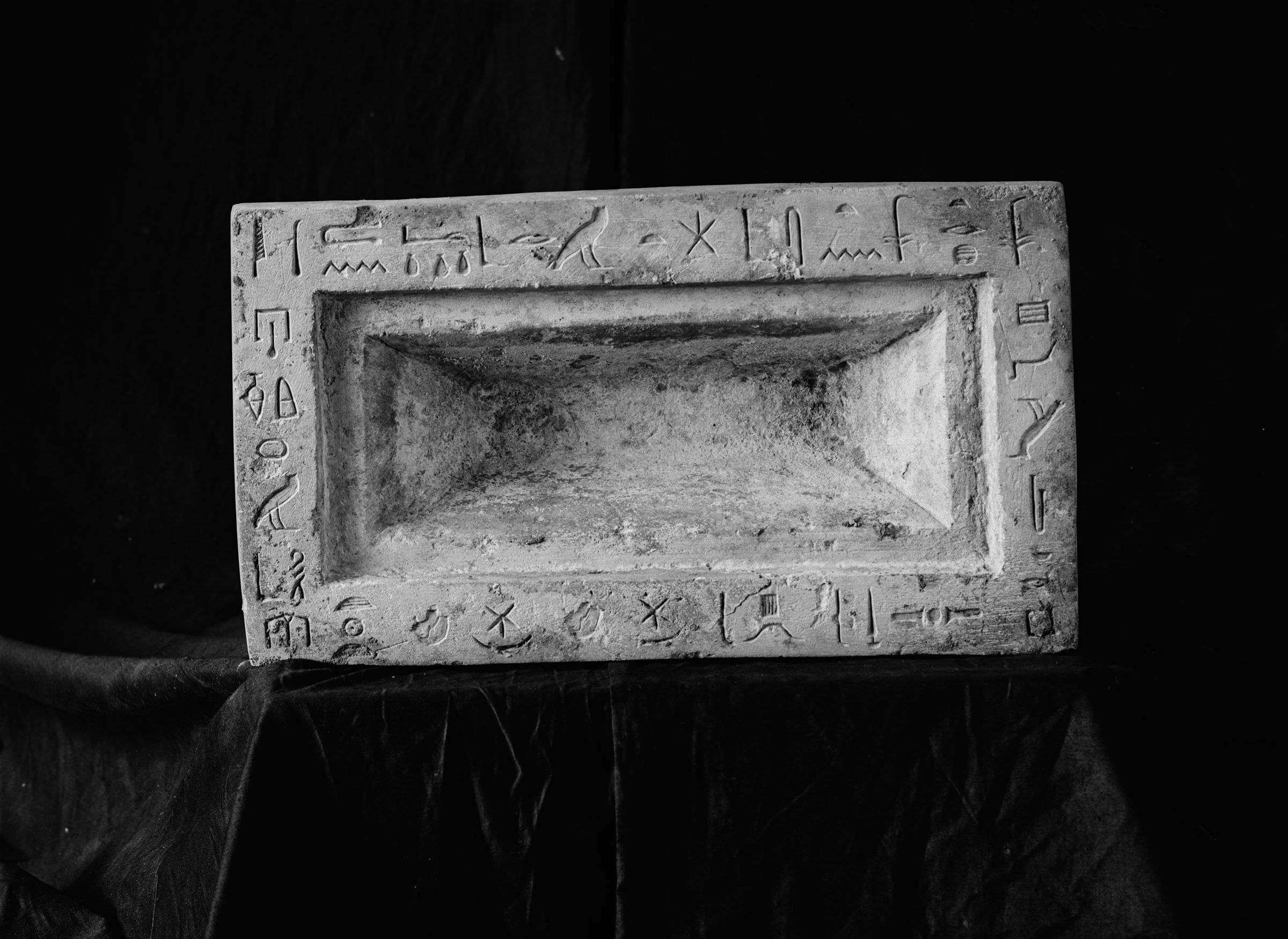 Object(s) photograph: Site: Giza; view: G 1165