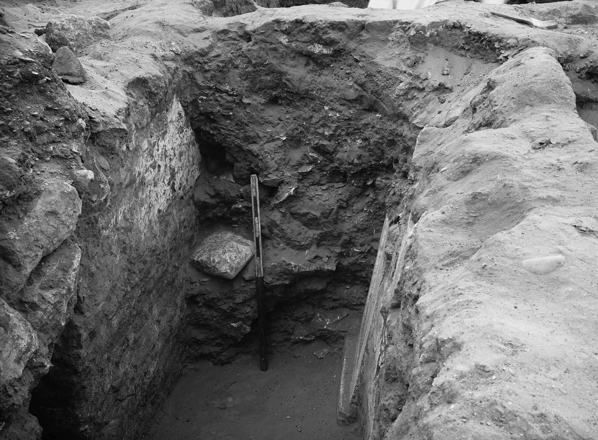 Western Cemetery: Site: Giza; View: G 1304