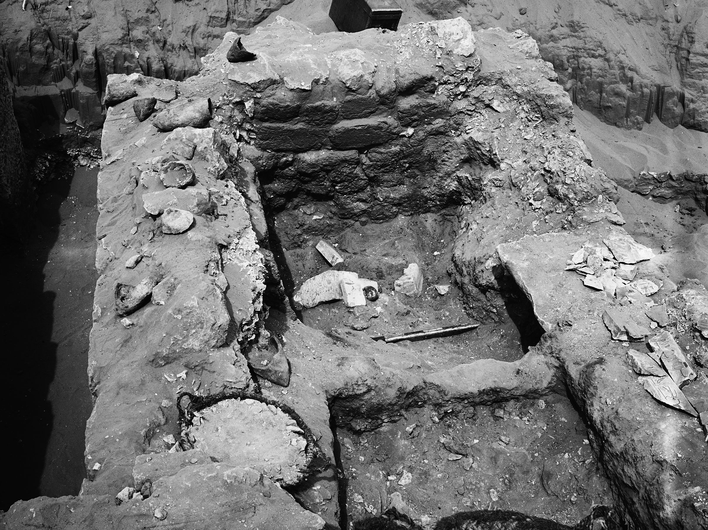 Western Cemetery: Site: Giza; View: G 1402