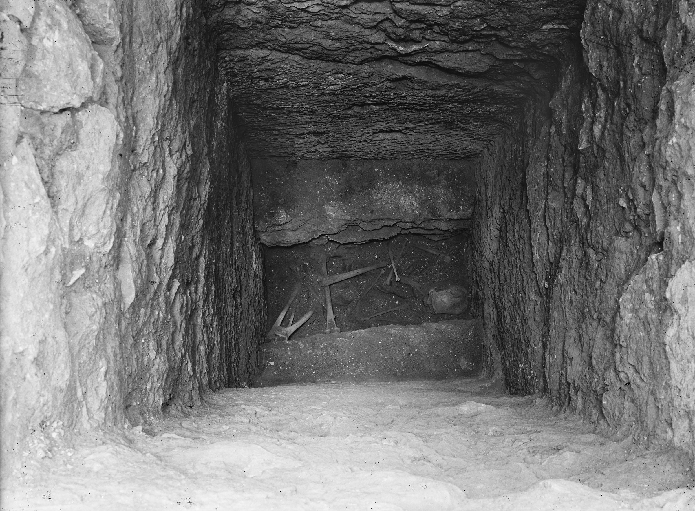 Western Cemetery: Site: Giza; View: G 1211