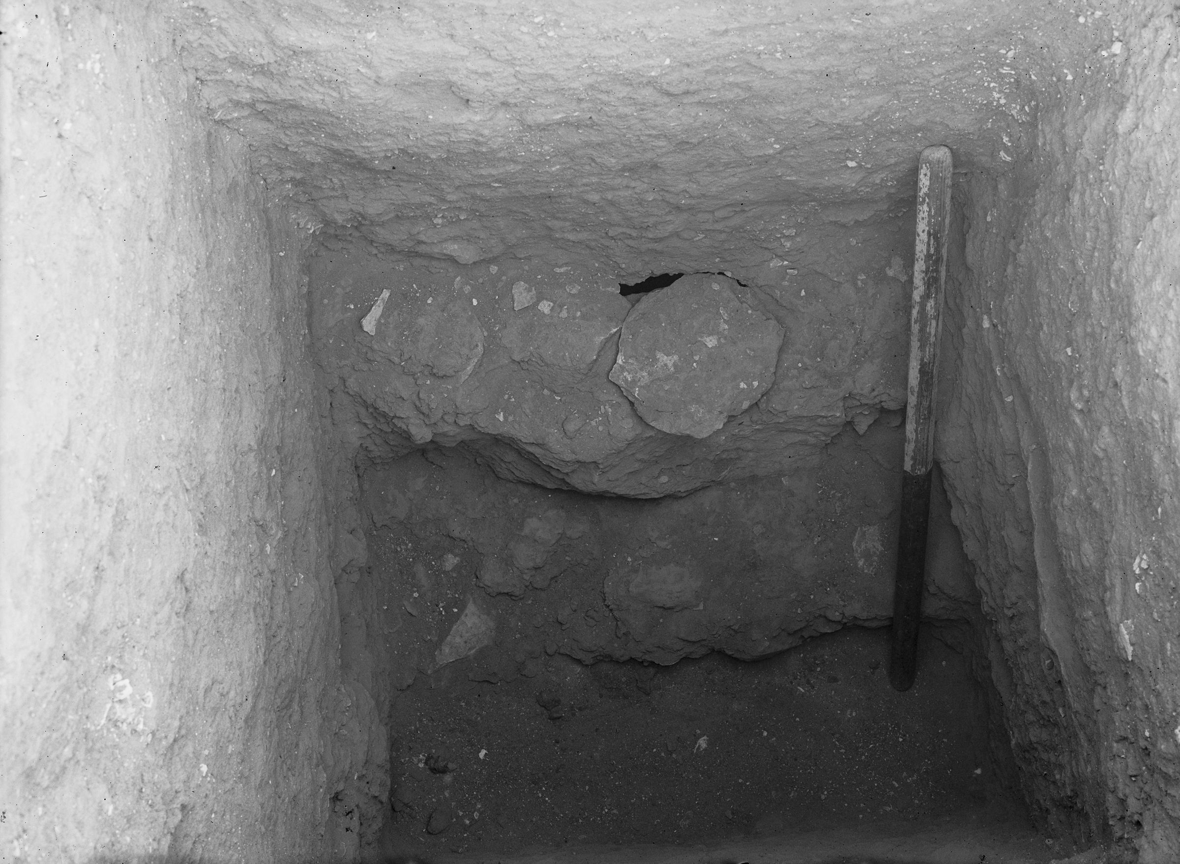 Western Cemetery: Site: Giza; View: G 1224+1311