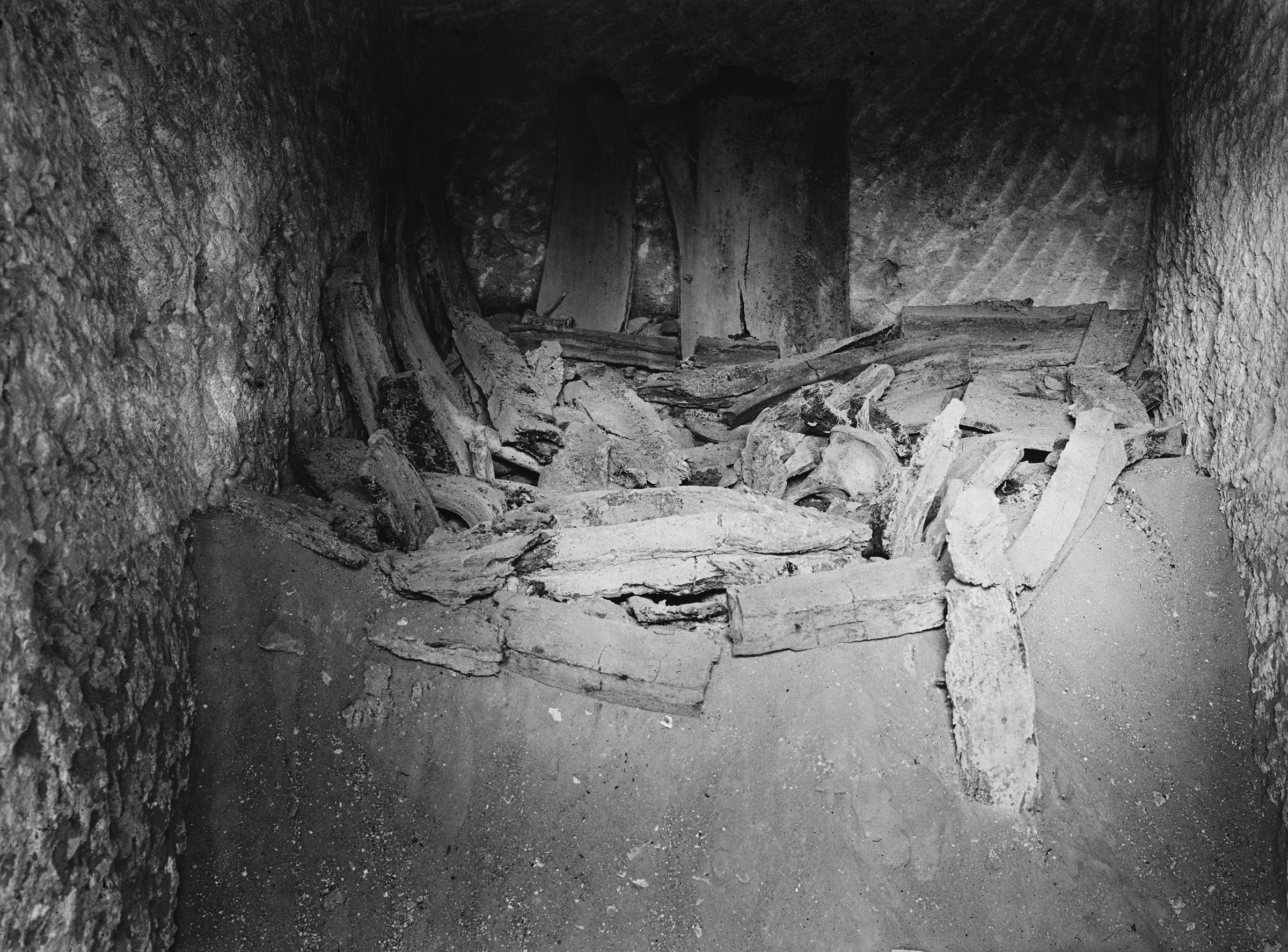 Western Cemetery: Site: Giza; View: G 1357