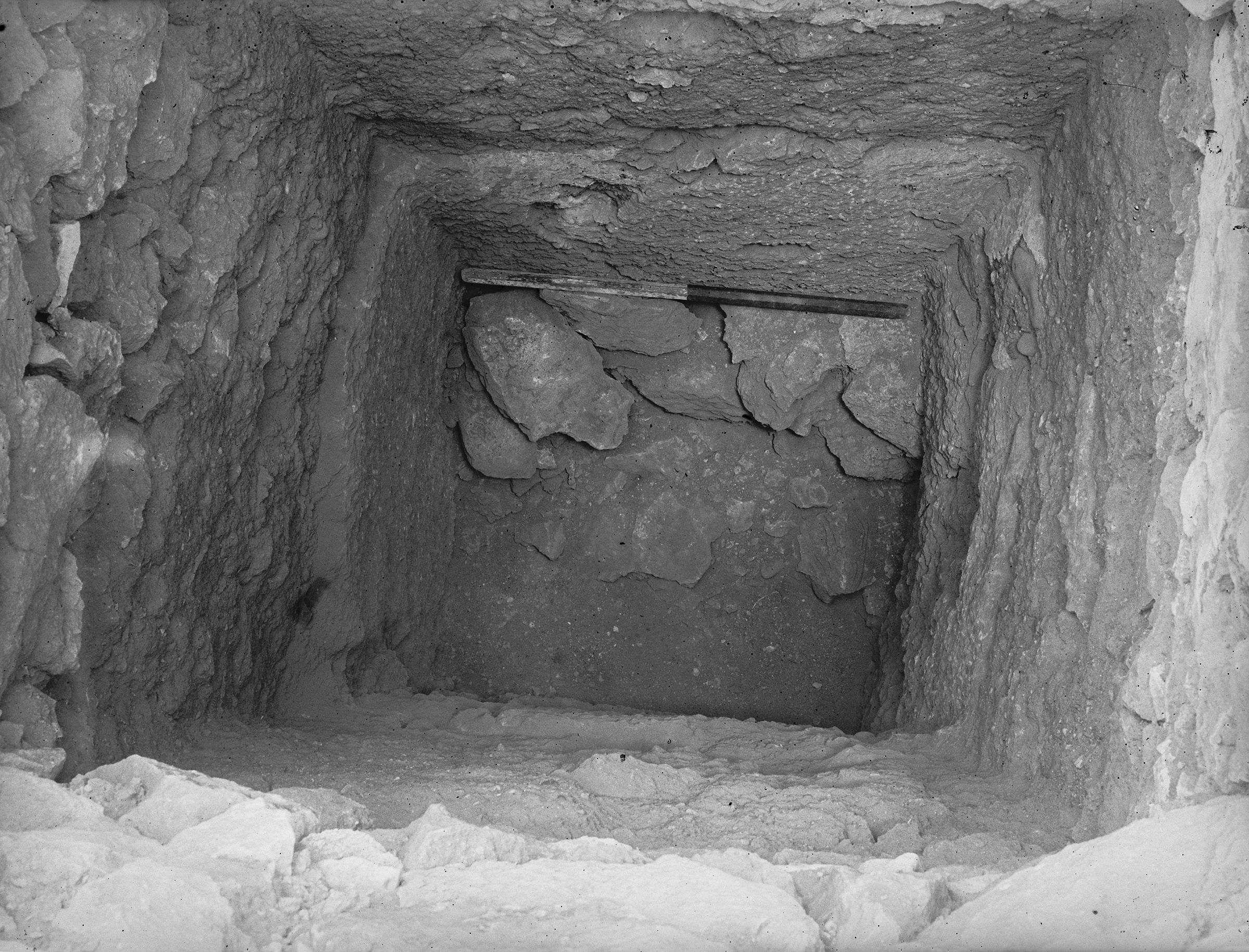 Western Cemetery: Site: Giza; View: G 1118