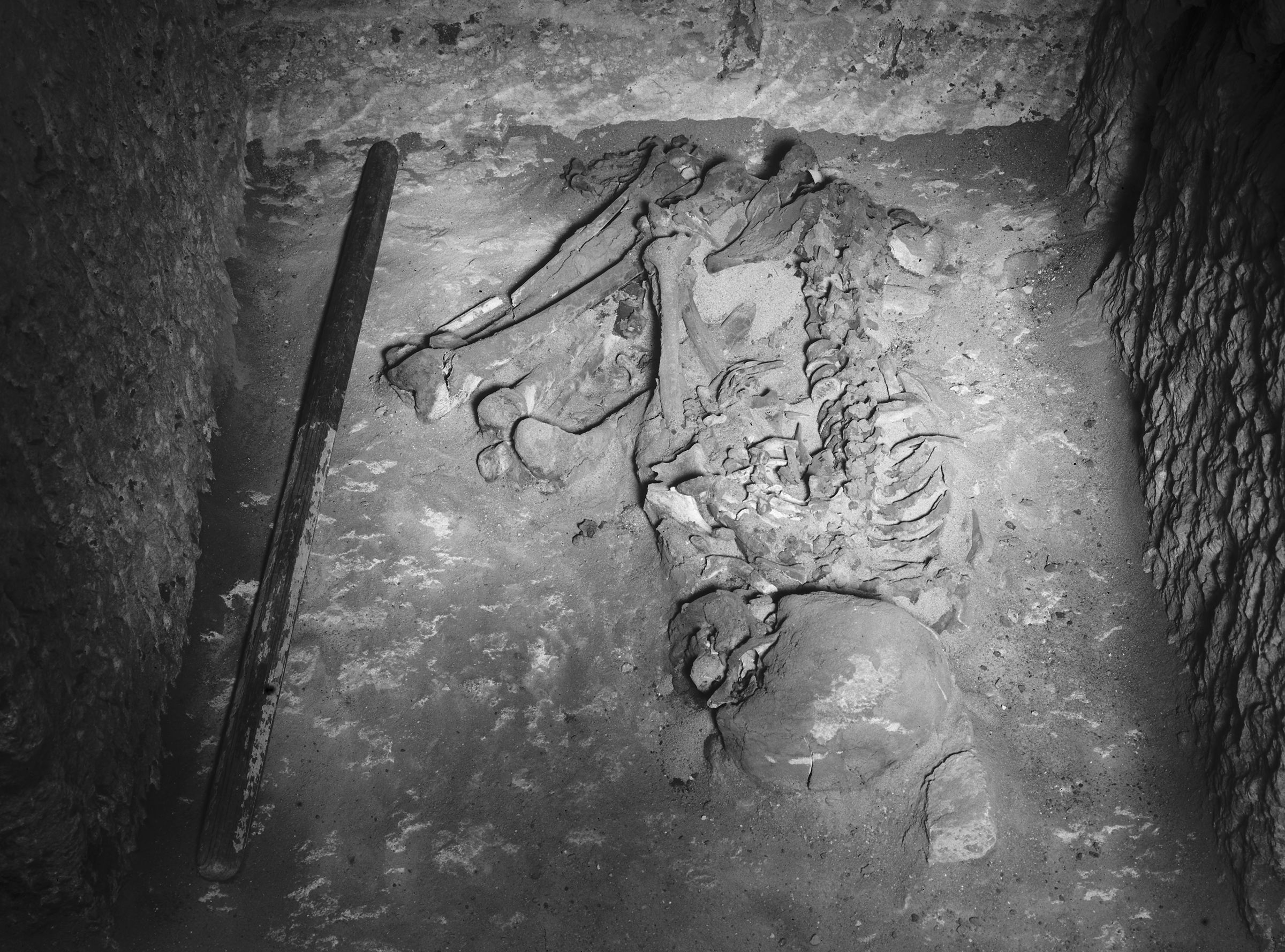 Western Cemetery: Site: Giza; View: G 1074