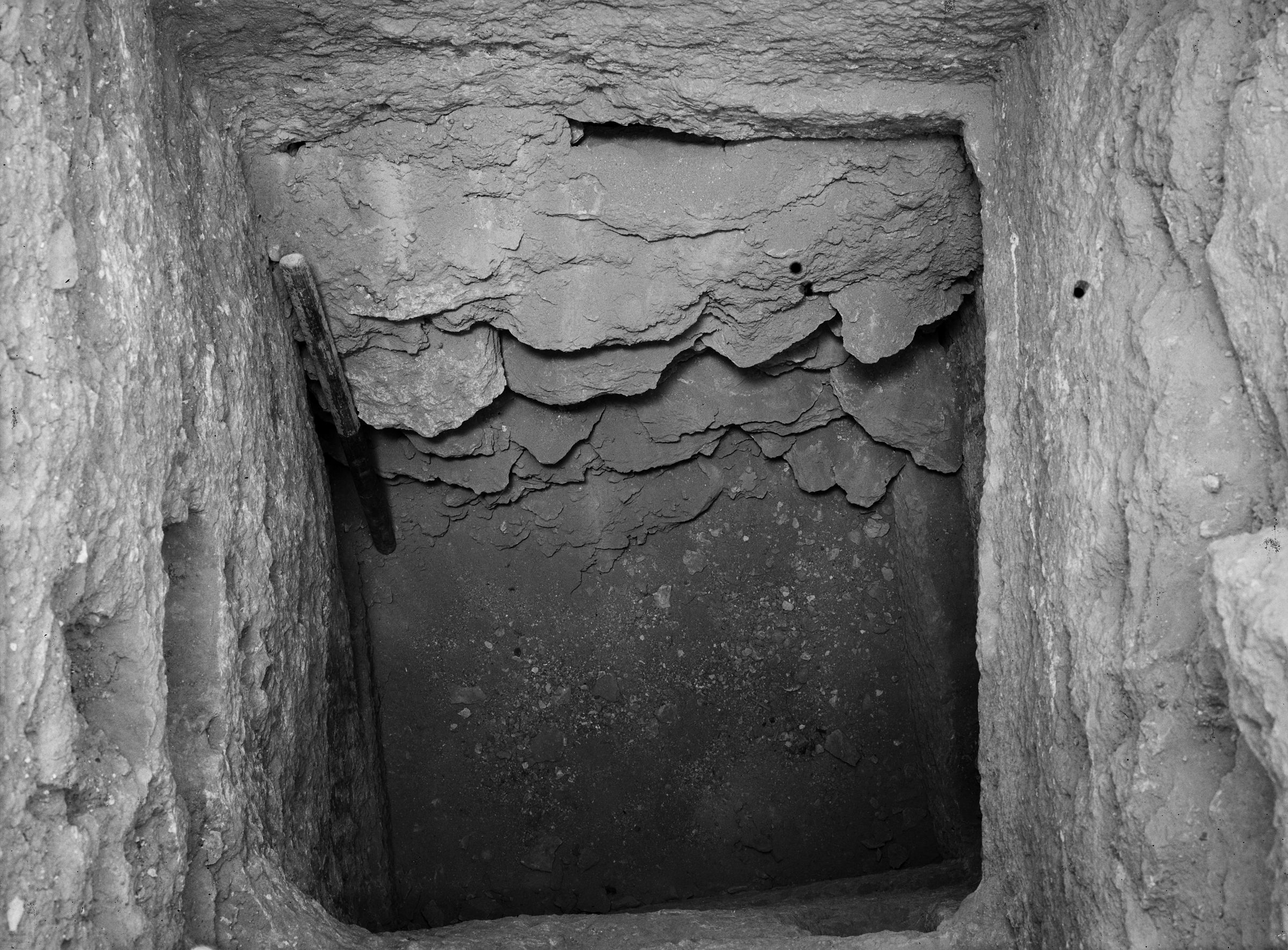 Western Cemetery: Site: Giza; View: G 1022