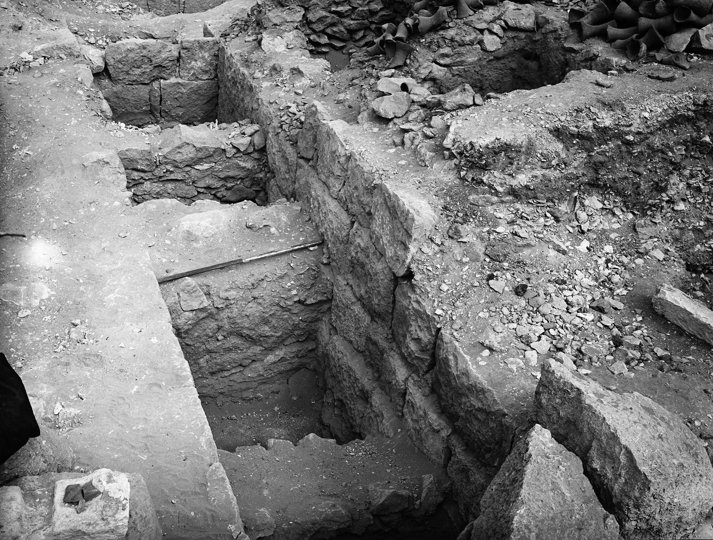 Western Cemetery: Site: Giza; View: G 1024