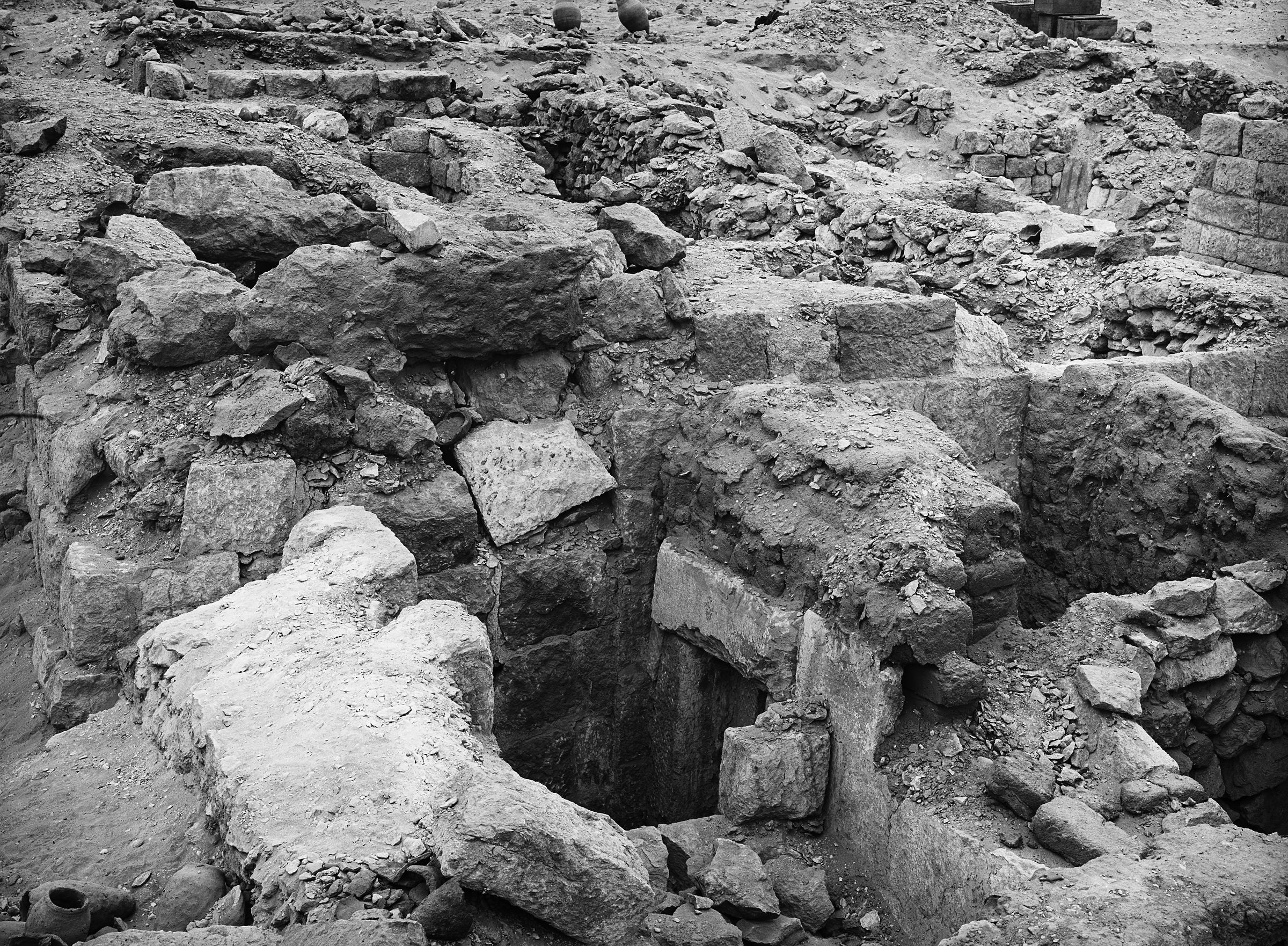 Western Cemetery: Site: Giza; View: G 1011, G 1023